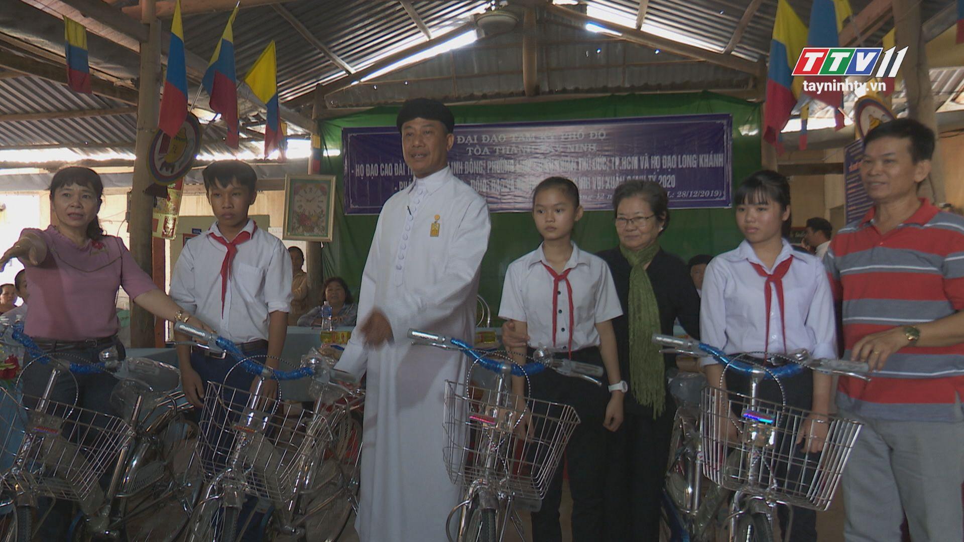 Làm từ thiện dễ mà khó | TẤM LÒNG NHÂN ÁI | TayNinhTV