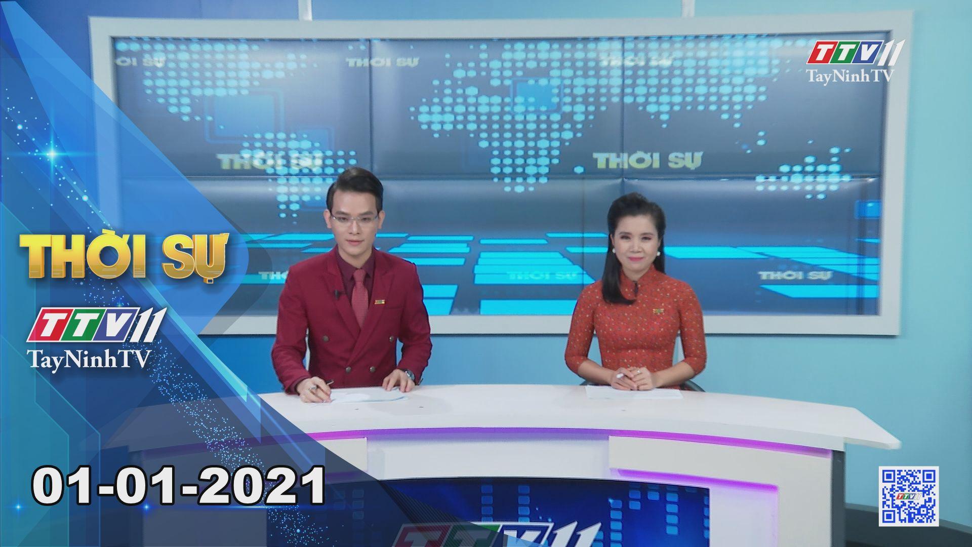 Thời sự Tây Ninh 01-01-2021 | Tin tức hôm nay | TayNinhTV