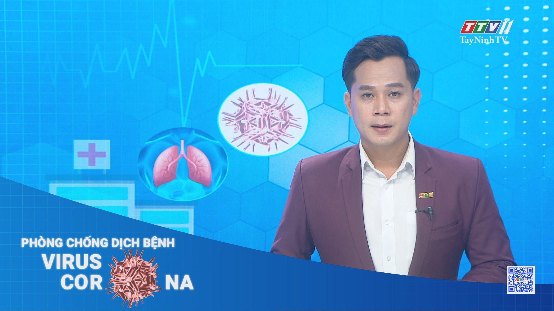 Tăng cường phát hiện sớm ca bệnh Covid-19 | THÔNG TIN DỊCH CÚM COVID-19 | TayNinhTV