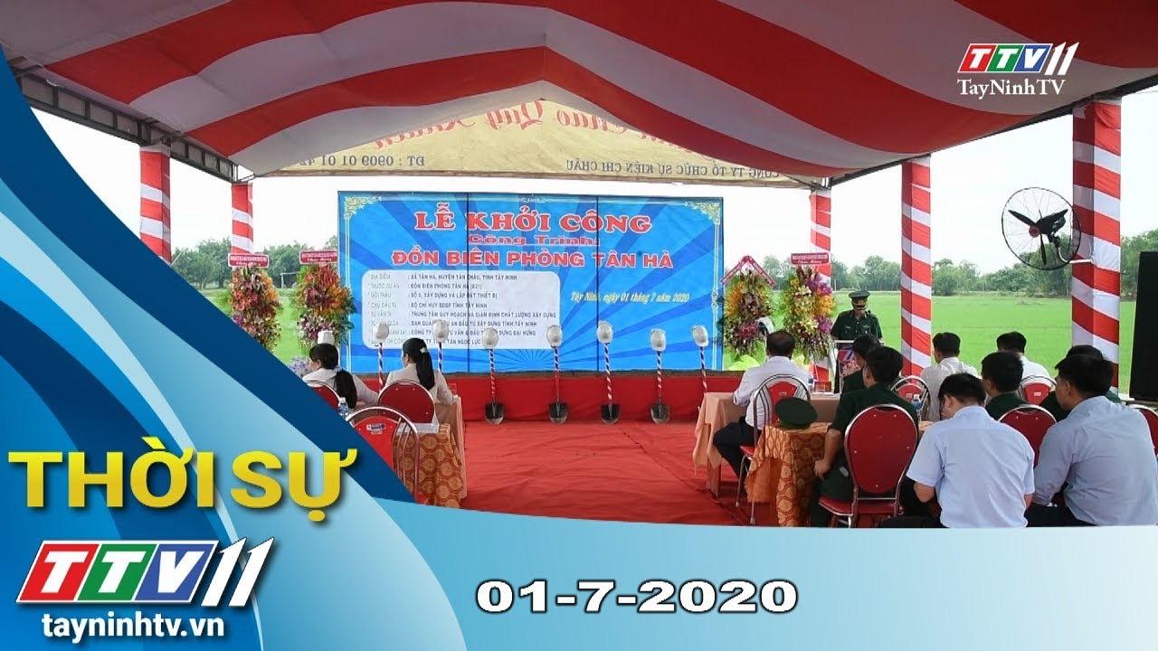 Thời sự Tây Ninh 01-7-2020 | Tin tức hôm nay | TayNinhTV