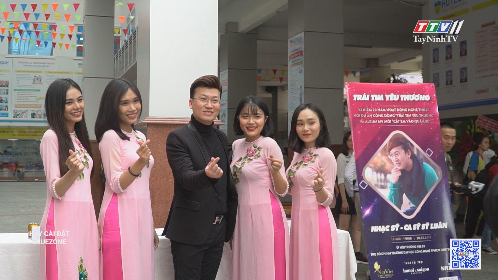 Tập 11_Nhạc sĩ Sỹ Luân xem biến cố là may mắn hạnh phúc khi được làm cha | HẠNH PHÚC Ở ĐÂU | TayNinhTV