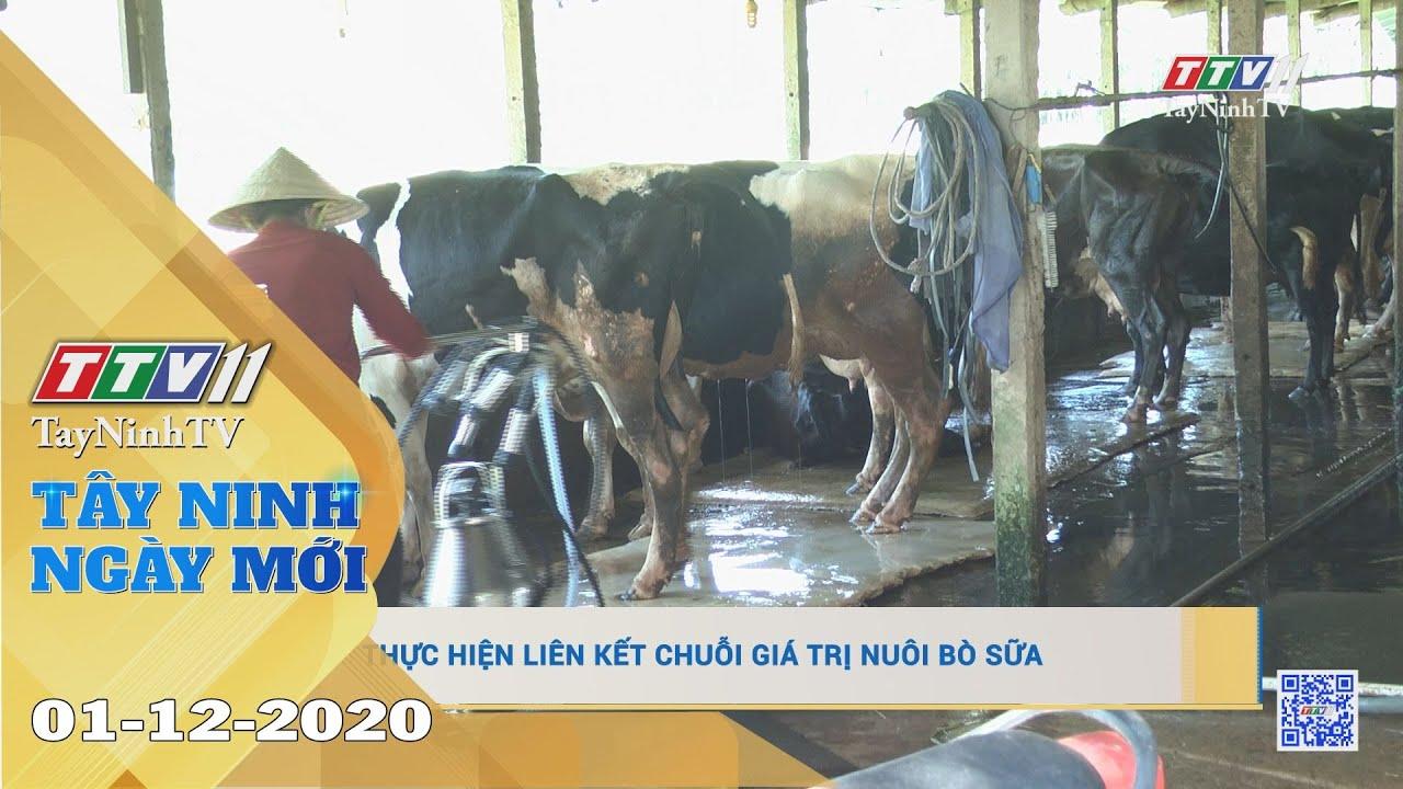 Tây Ninh Ngày Mới 01-12-2020 | Tin tức hôm nay | TayNinhTV