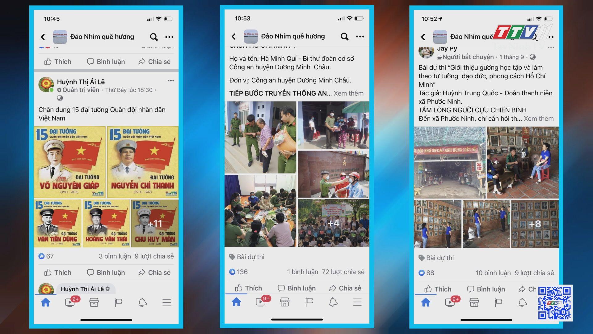 Phát huy mặt tích cực của mạng xã hội trong công tác tuyên truyền | THI ĐUA ÁI QUỐC | TayNinhTV