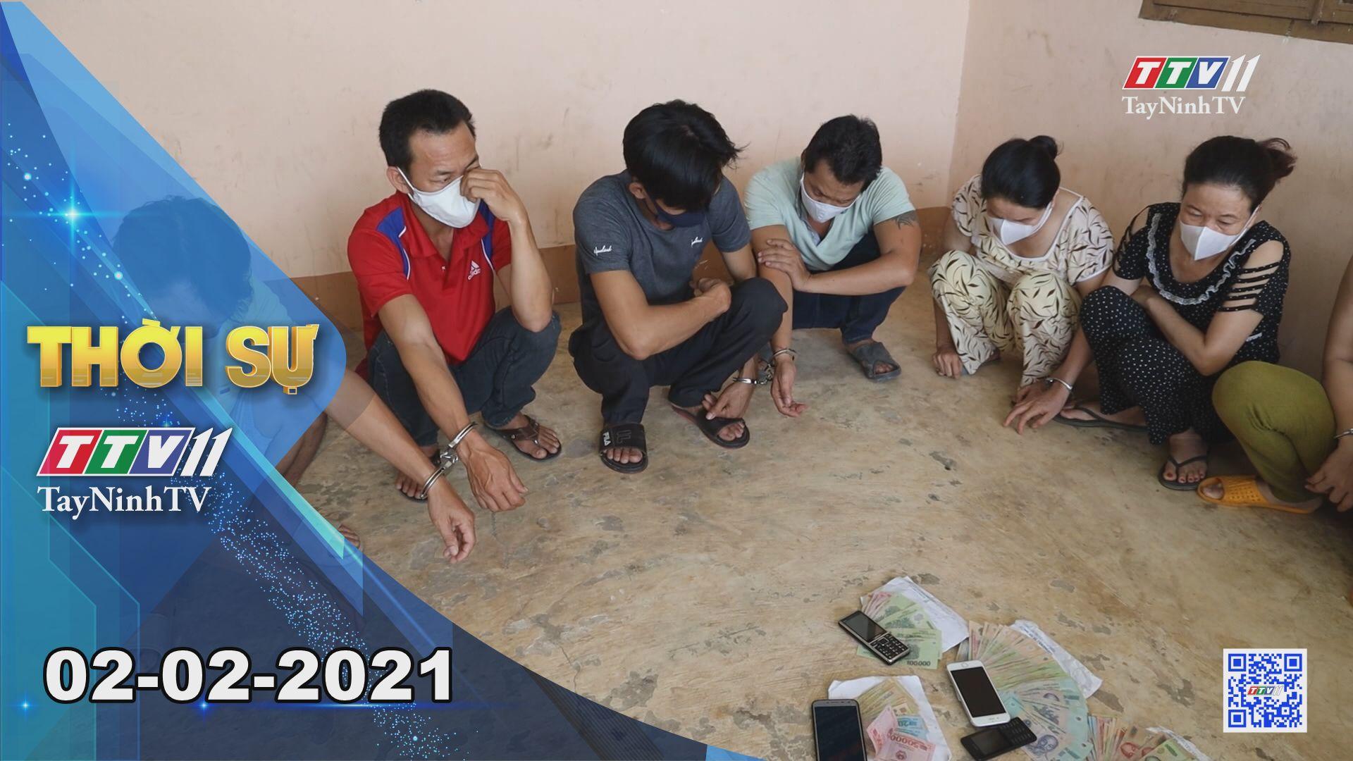 Thời sự Tây Ninh 02-02-2021 | Tin tức hôm nay | TayNinhTV
