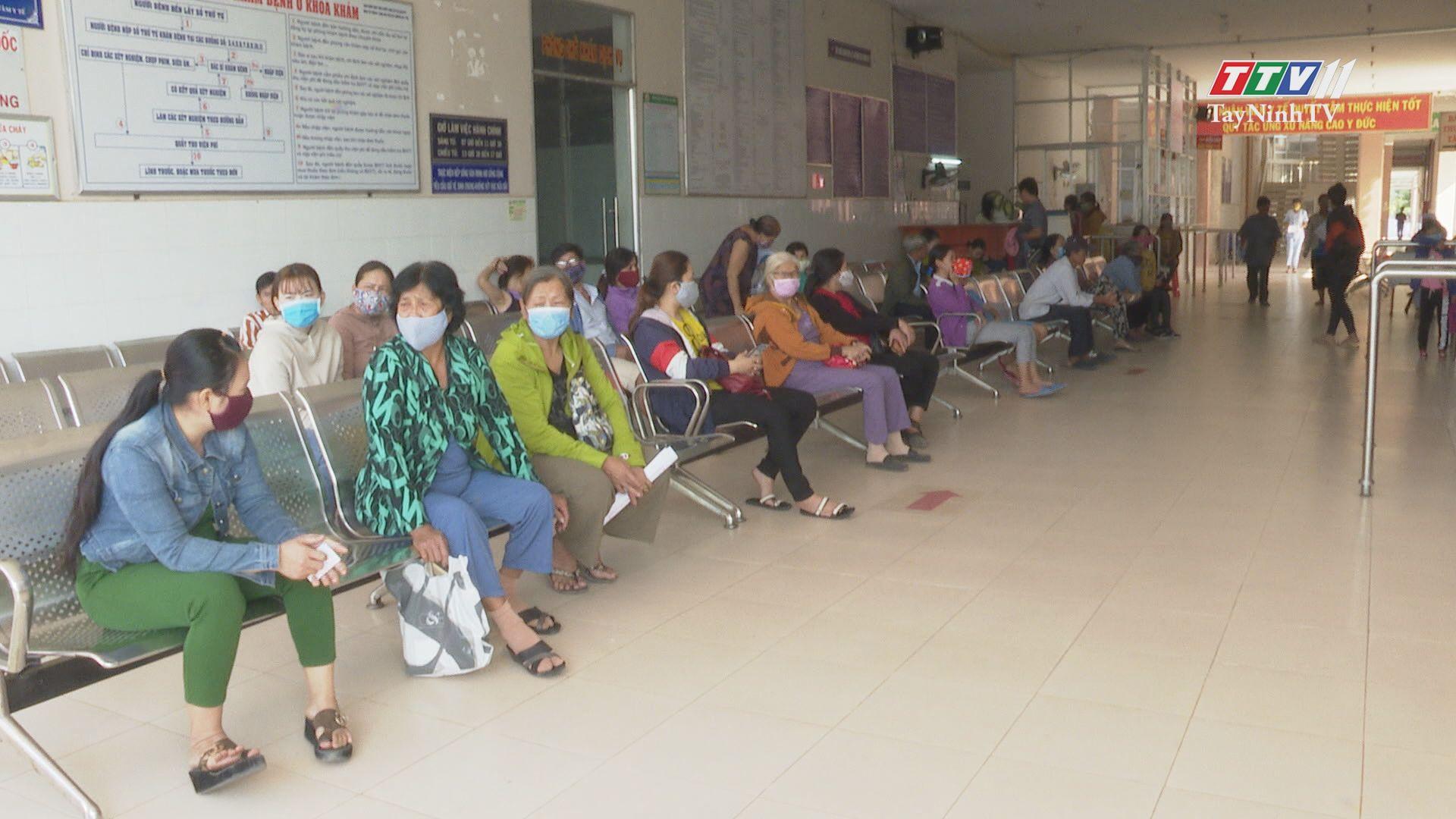 Trung tâm y tế huyện Tân Châu đổi mới, nâng cao chất lượng phục vụ người dân | SỨC KHỎE CHO MỌI NGƯỜI |TayNinhTV