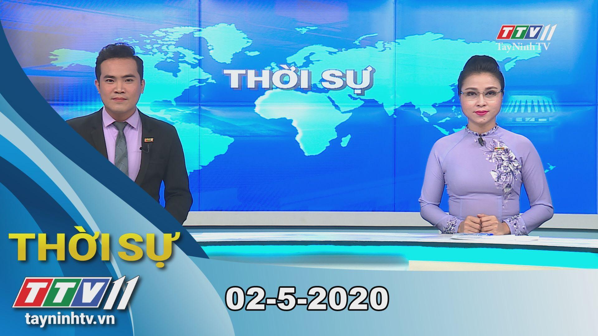 Thời sự Tây Ninh 02-5-2020 | Tin tức hôm nay | TayNinhTV