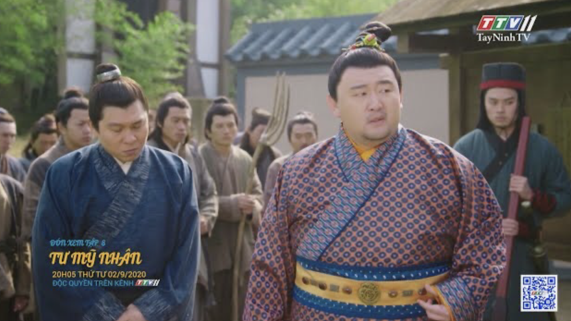 Tư mỹ nhân- TẬP 8 trailer   PHIM TƯ MỸ NHÂN   TayNinhTV
