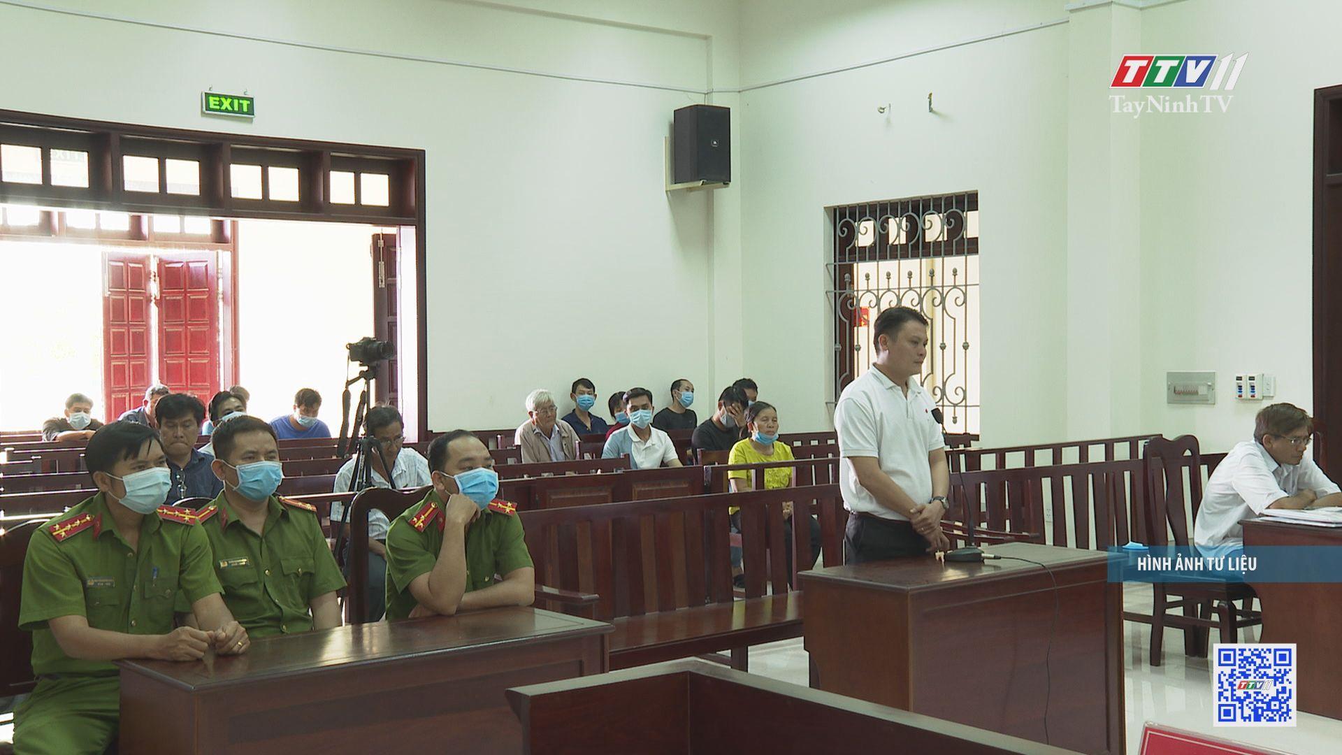 Giải đáp một số vướng mắc trong xét xử án hình sự, dân sự   GIỚI THIỆU VĂN BẢN PHÁP LUẬT   TayNinhTV