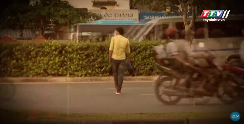 Băng dải phân cách qua đường TỬ THẦN rình rập | Tiêu điểm nóng | Tây Ninh TV