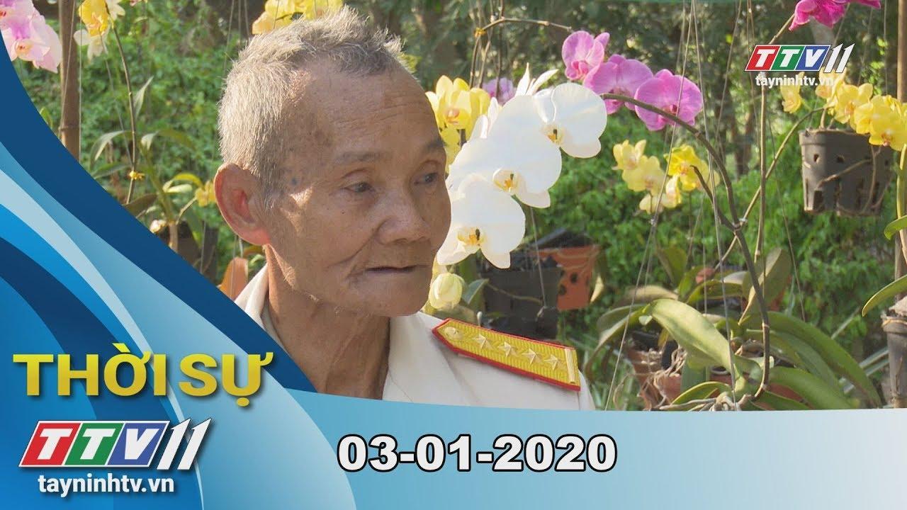 Thời sự Tây Ninh 03-01-2020 | Tin tức hôm nay | TayNinhTV