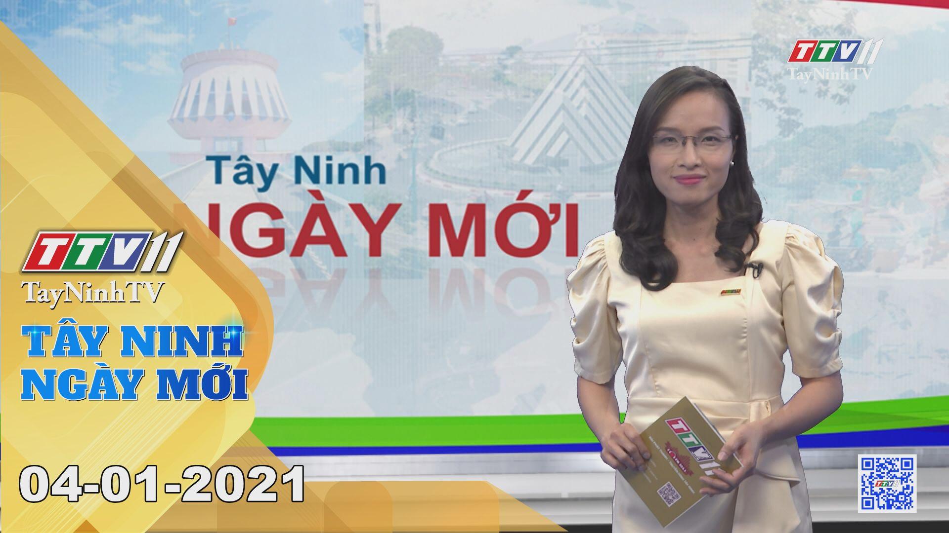 Tây Ninh Ngày Mới 04-01-2021 | Tin tức hôm nay | TayNinhTV