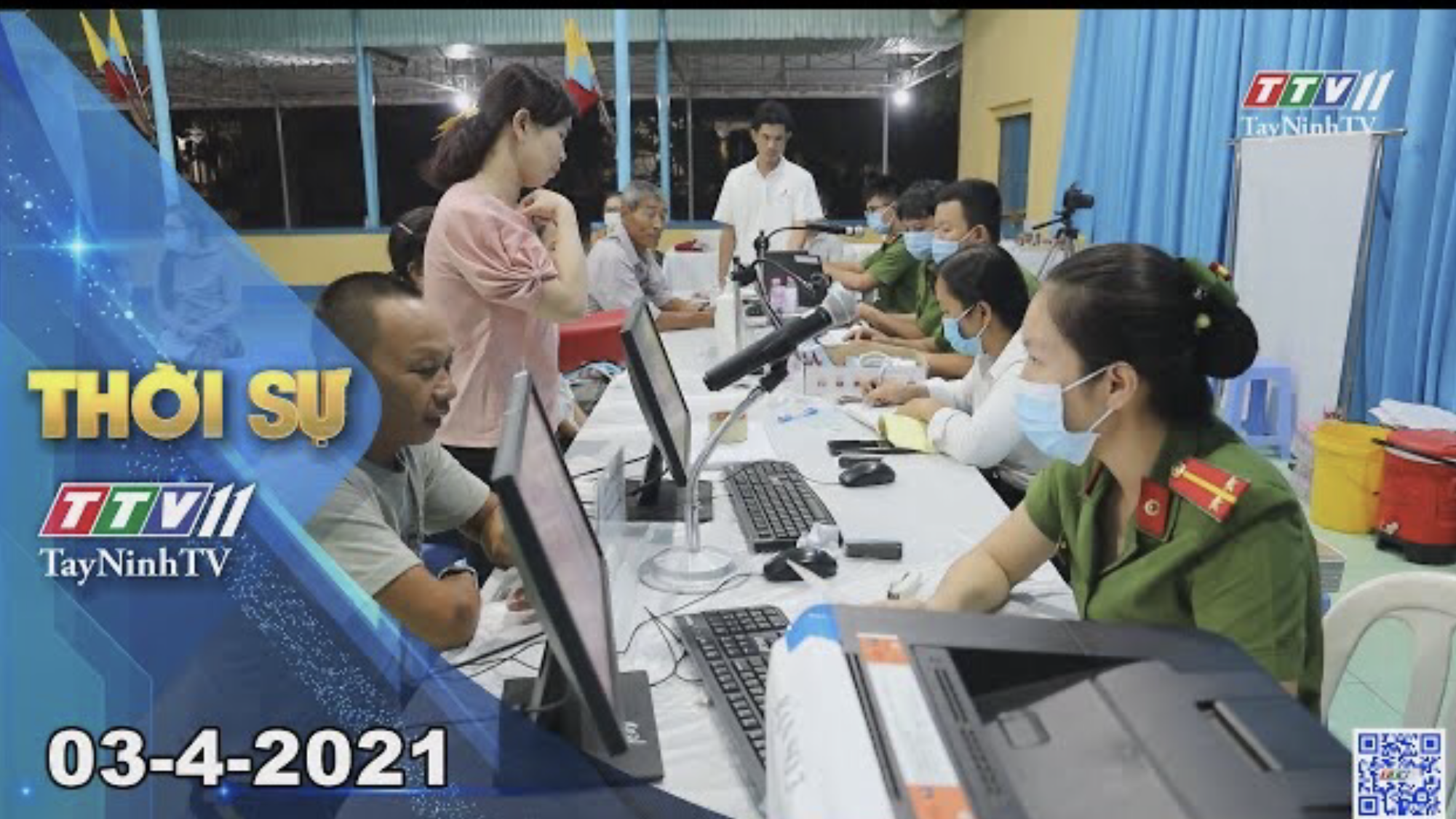 Thời sự Tây Ninh 03-4-2021 | Tin tức hôm nay | TayNinhTV