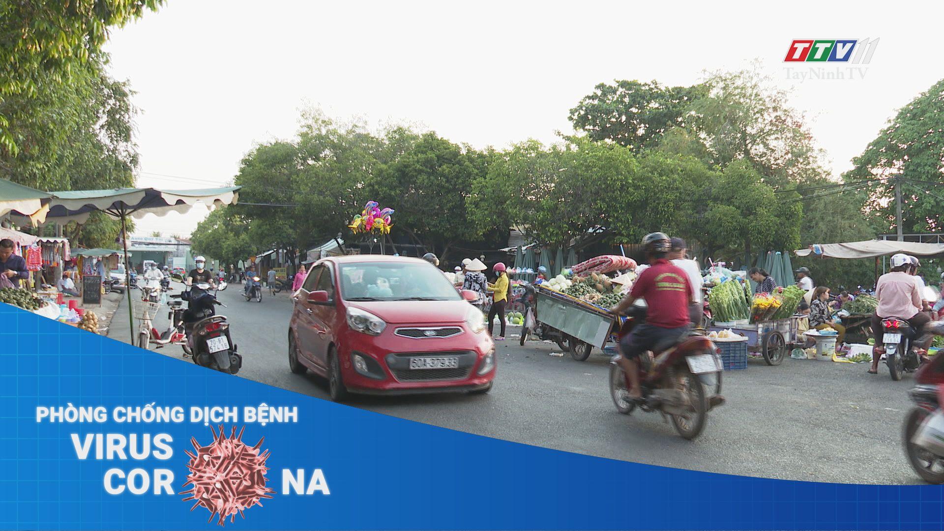 Không chủ quan để dịch bệnh bùng phát trở lại | THÔNG TIN DỊCH CÚM COVID-19 | TayNinhTV
