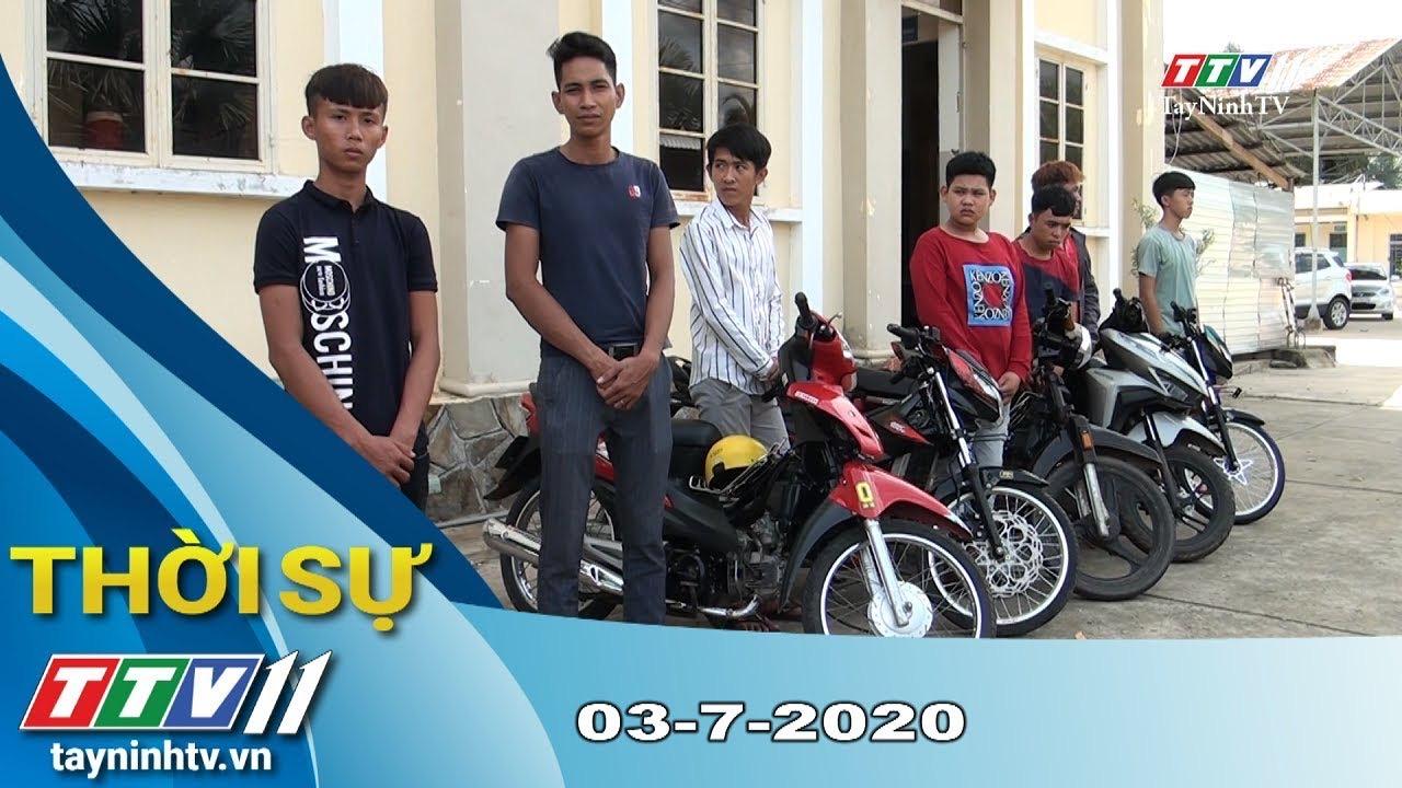 Thời sự Tây Ninh 03-7-2020 | Tin tức hôm nay | TayNinhTV