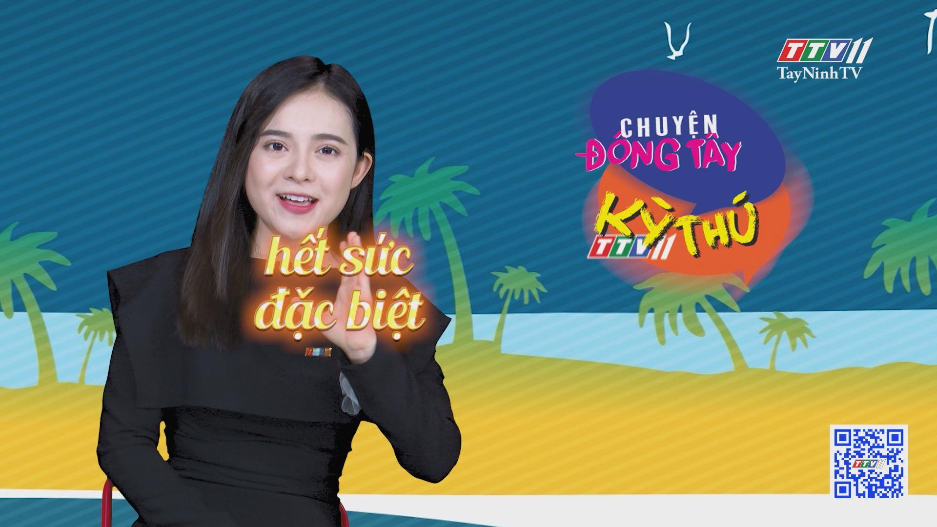 Chuyện Đông Tây Kỳ Thú 03-8-2020 | TayNinhTV