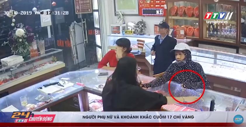 24h Chuyển động 03-11-2019 | Tin tức hôm nay | Tây Ninh TV