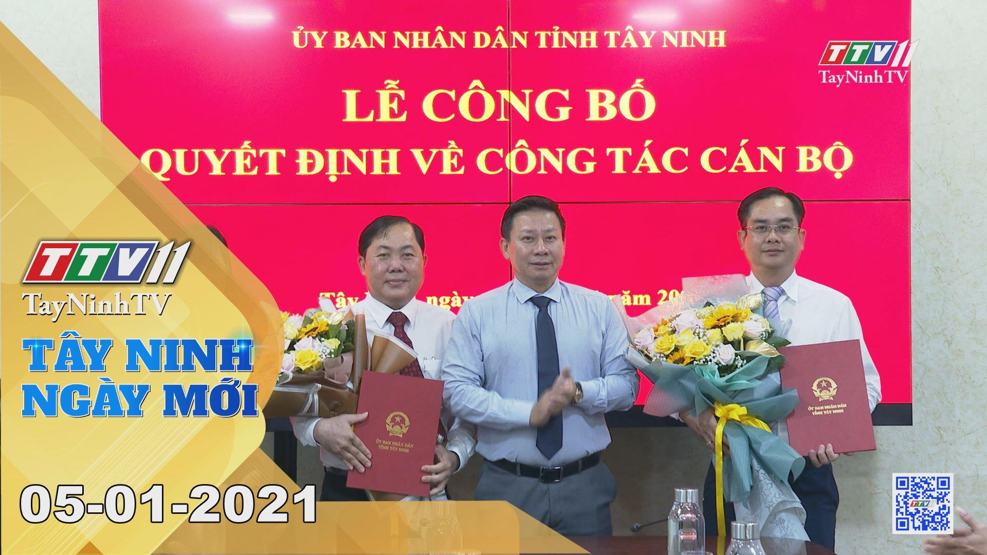 Tây Ninh Ngày Mới 05-01-2021 | Tin tức hôm nay | TayNinhTV