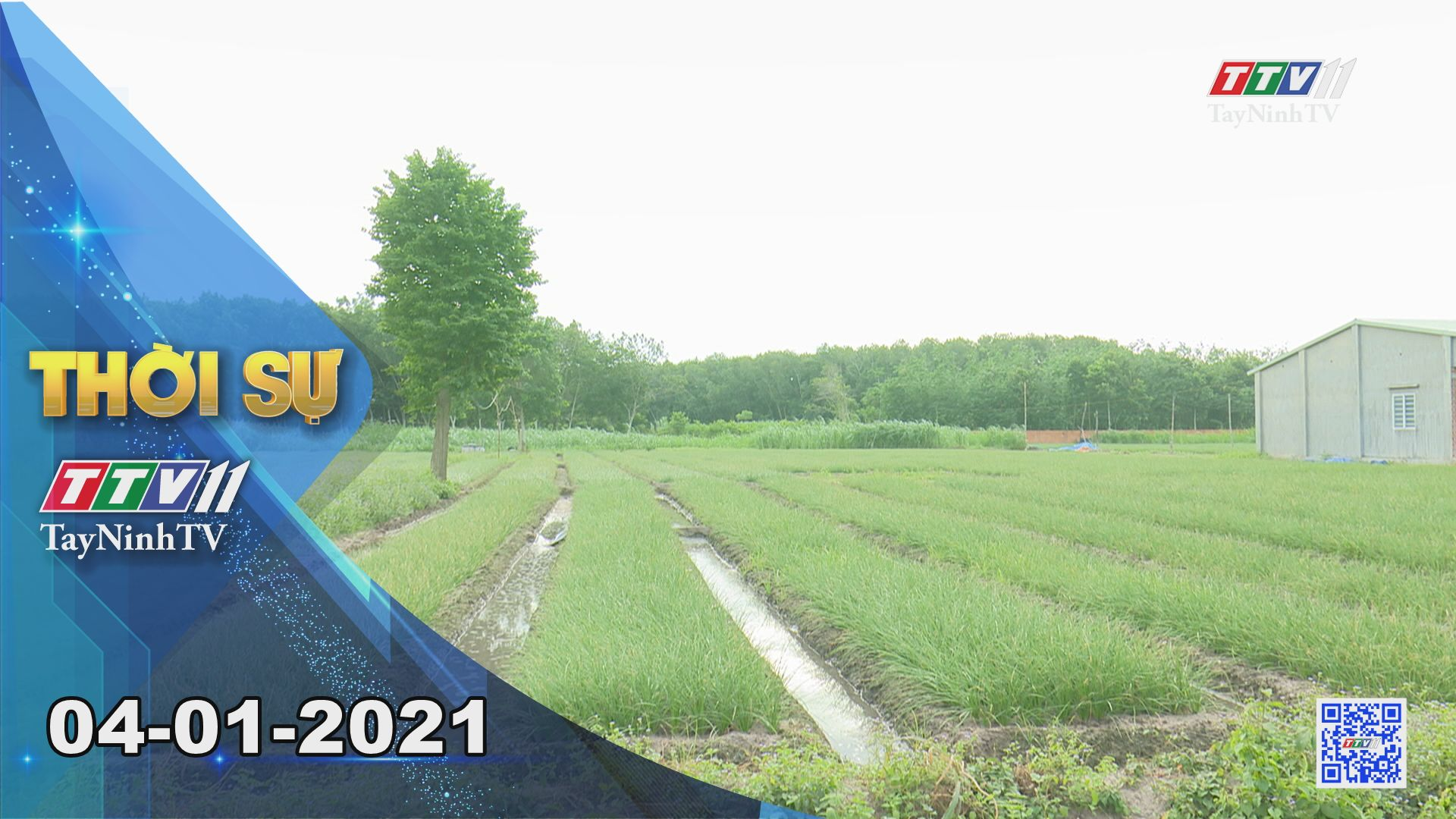 Thời sự Tây Ninh 04-01-2021 | Tin tức hôm nay | TayNinhTV