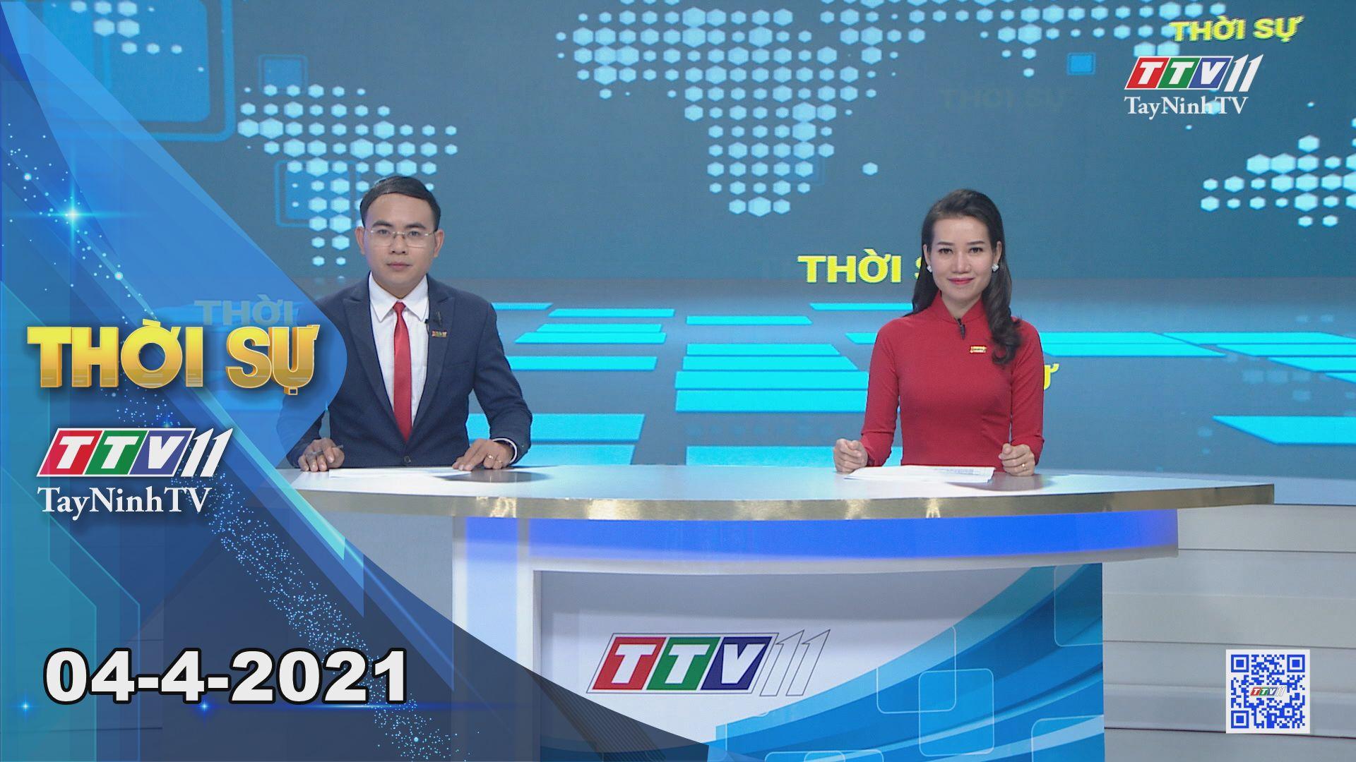 Thời sự Tây Ninh 04-4-2021 | Tin tức hôm nay | TayNinhTV