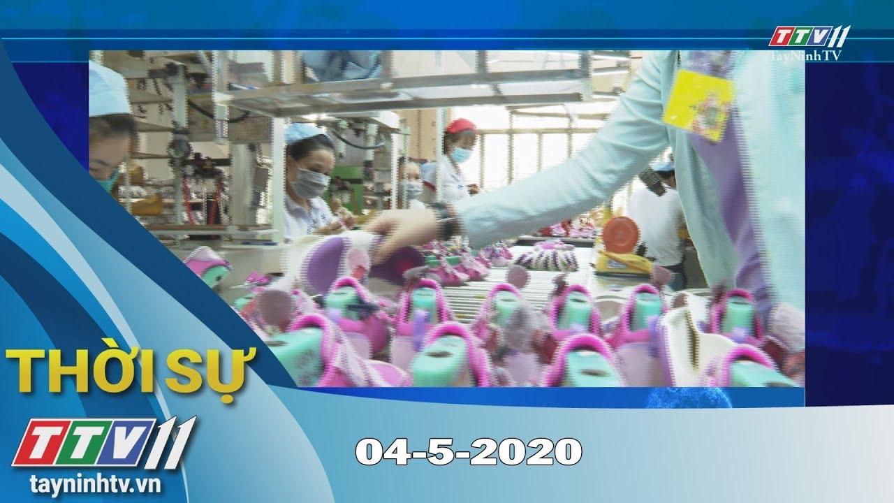 Thời sự Tây Ninh 04-5-2020 | Tin tức hôm nay | TayNinhTV