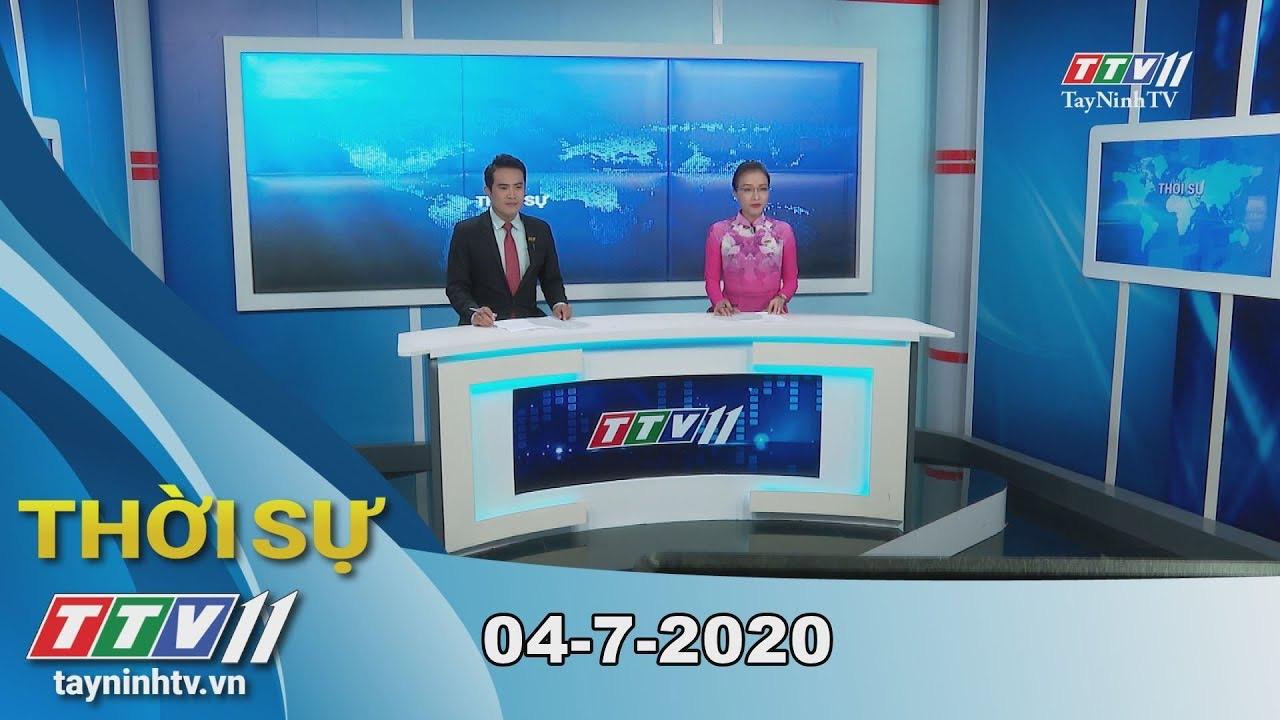Thời sự Tây Ninh 04-7-2020 | Tin tức hôm nay | TayNinhTV