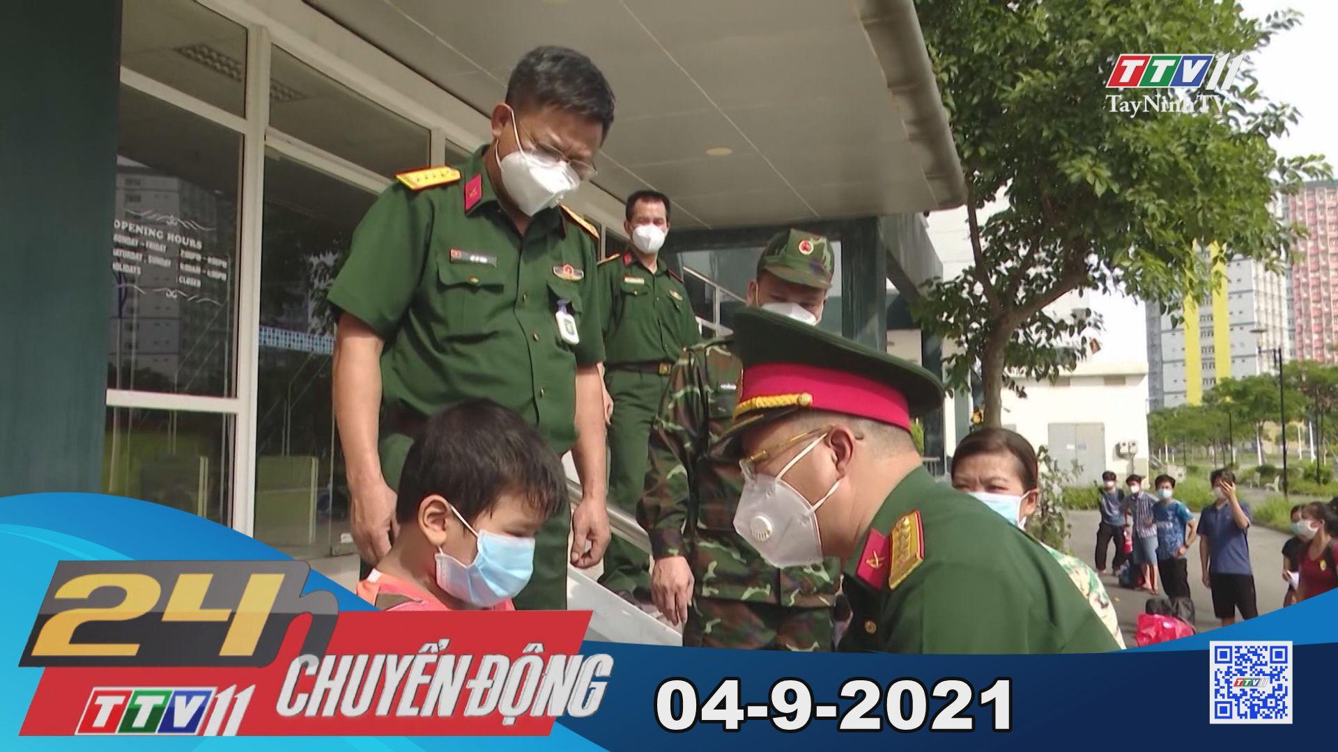24h Chuyển động 04-9-2021 | Tin tức hôm nay | TayNinhTV
