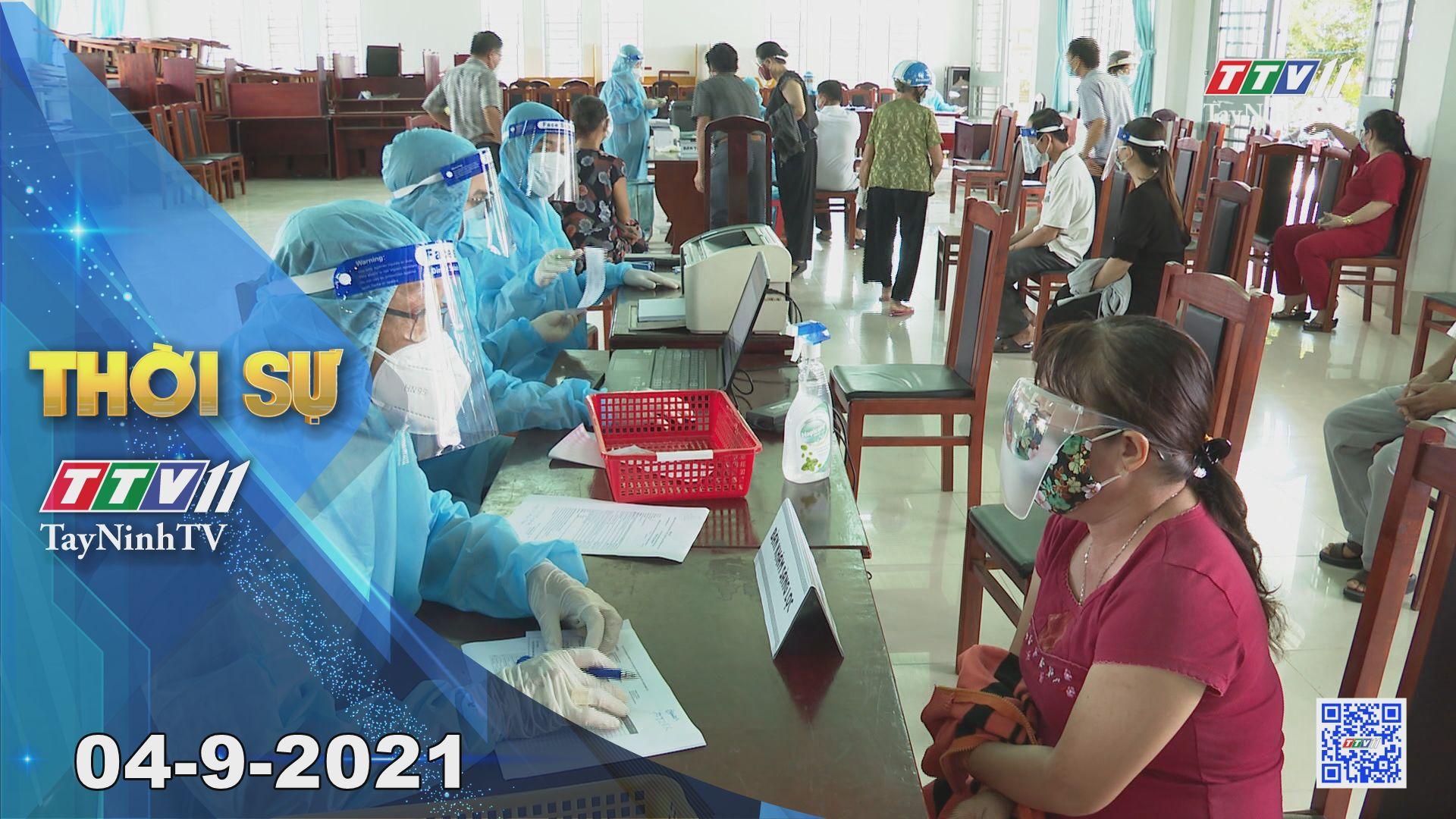 Thời sự Tây Ninh 04-9-2021 | Tin tức hôm nay | TayNinhTV