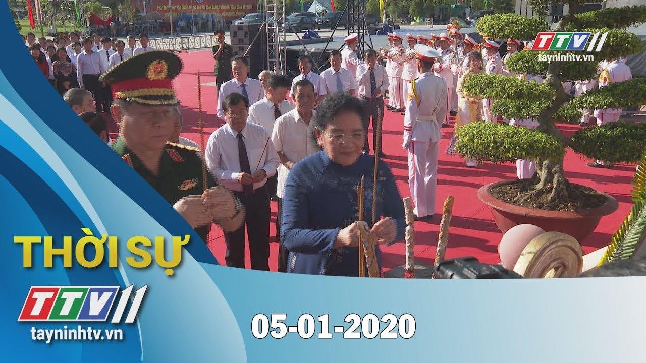 Thời sự Tây Ninh 05-01-2020 | Tin tức hôm nay | TayNinhTV