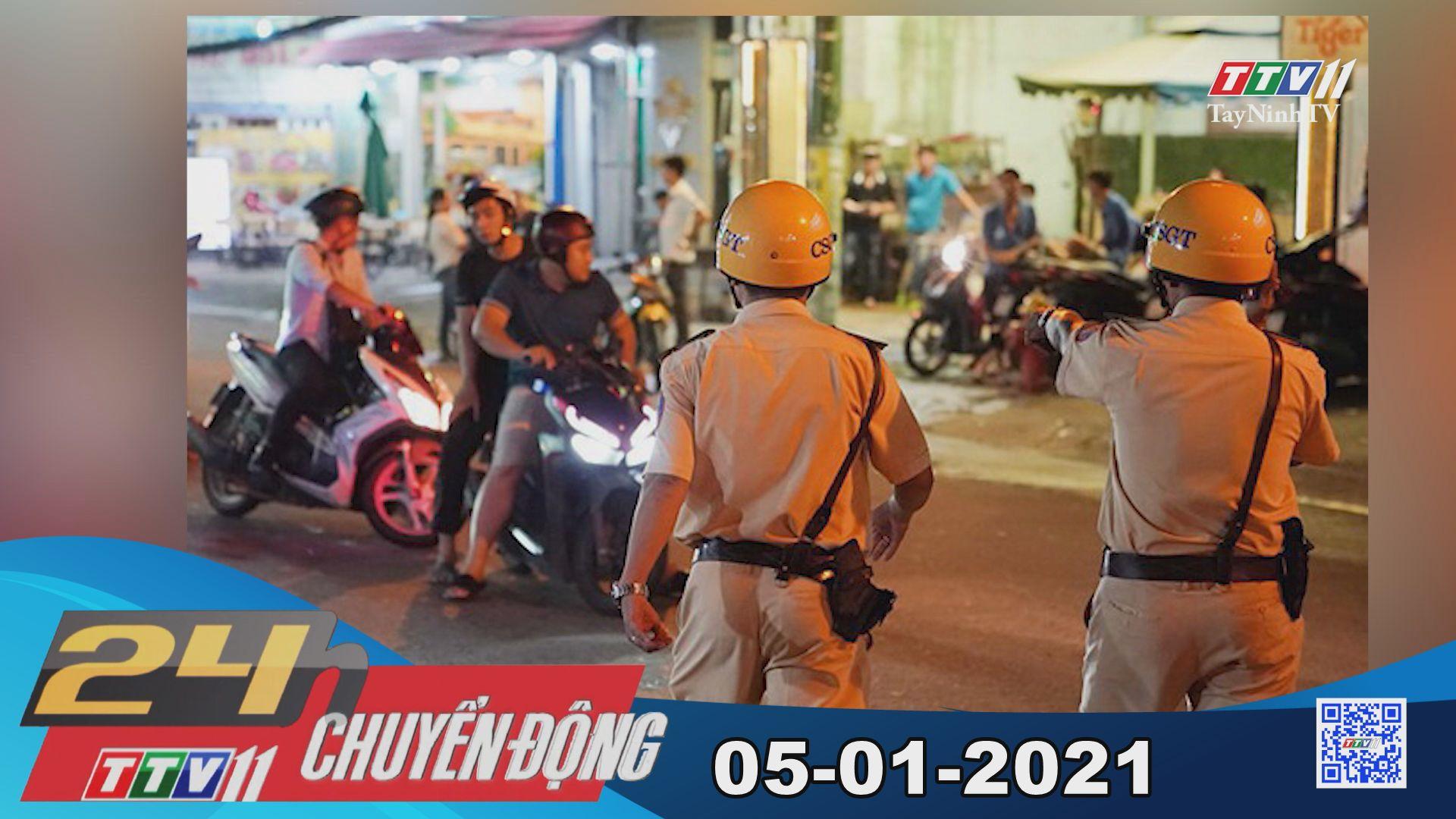 24h Chuyển động 05-01-2021 | Tin tức hôm nay | TayNinhTV