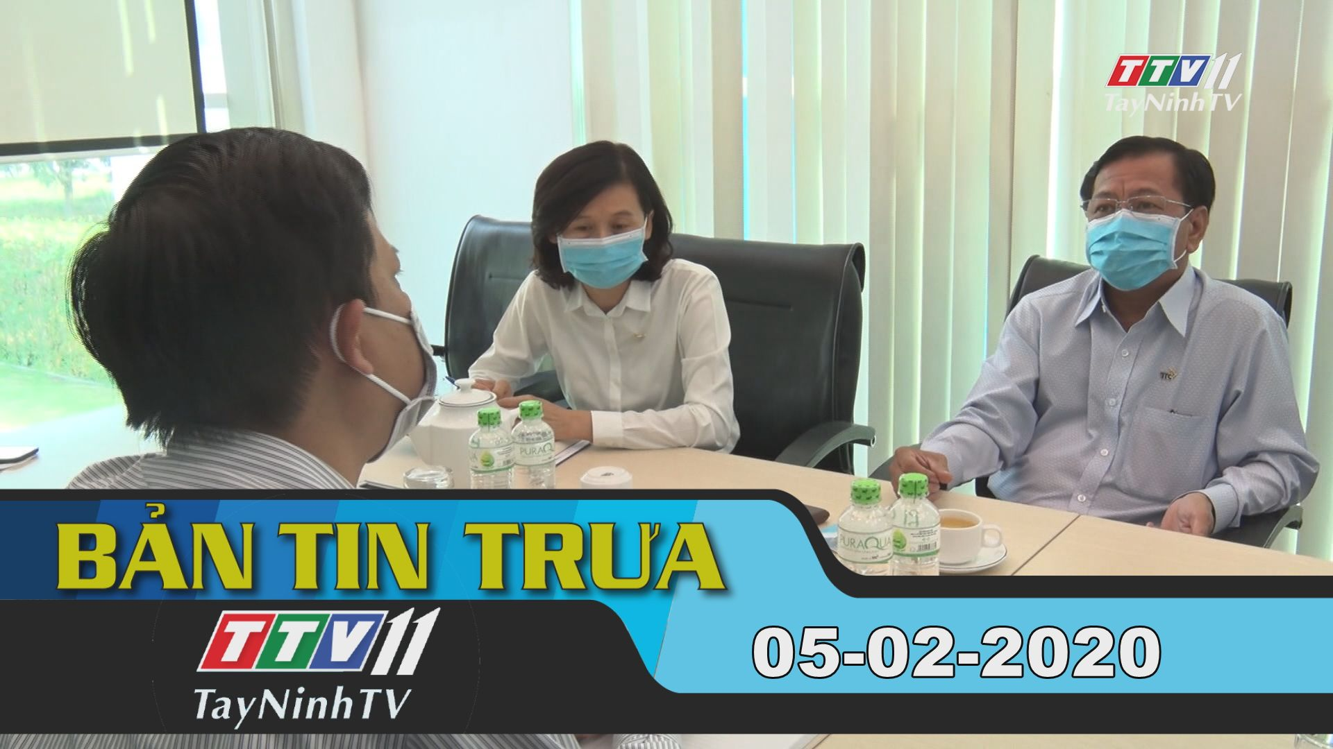 Bản tin trưa 05-02-2020 | Tin tức hôm nay | TayNinhTV
