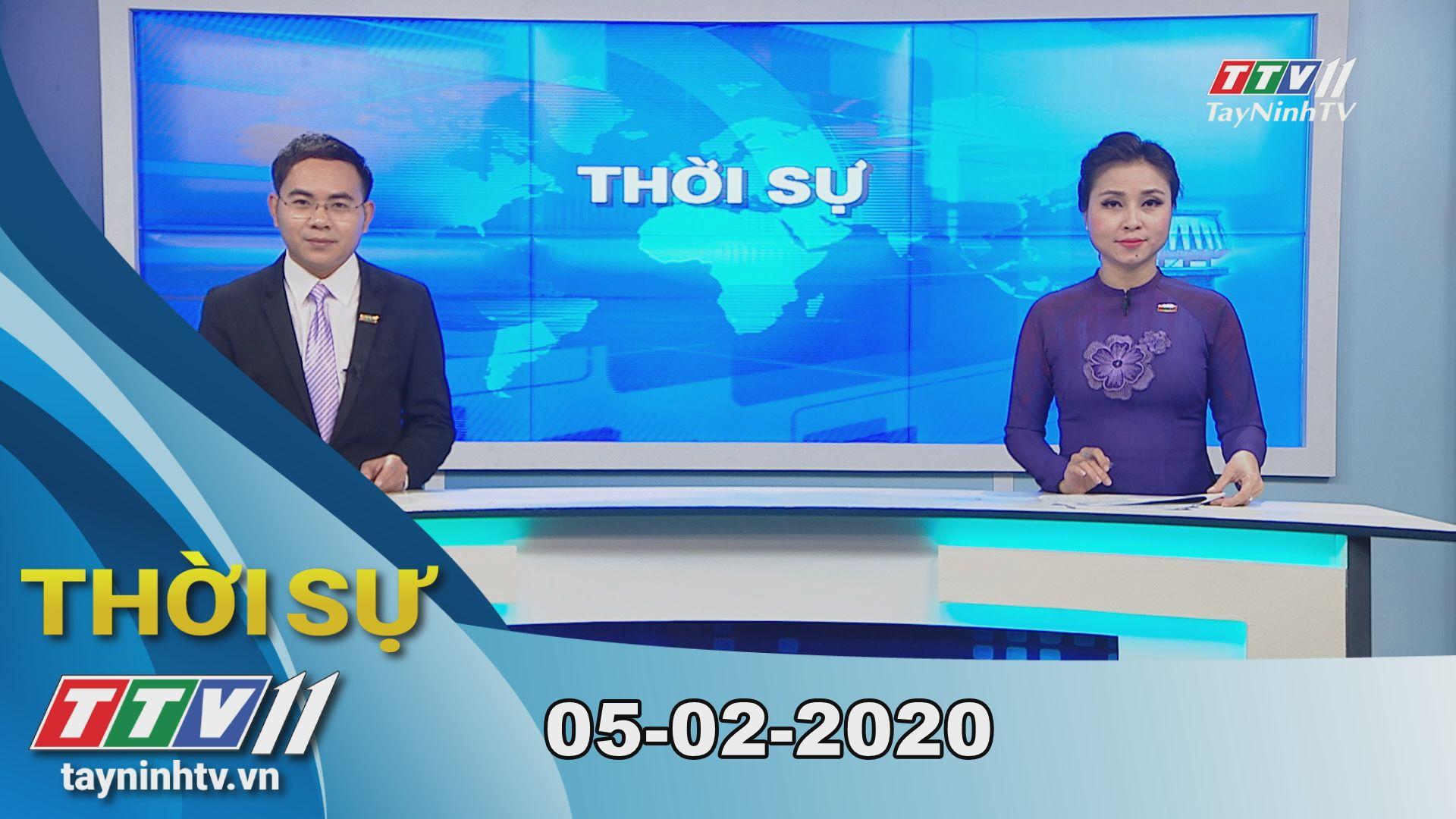 Thời sự Tây Ninh 05-02-2020 | Tin tức hôm nay | TayNinhTV