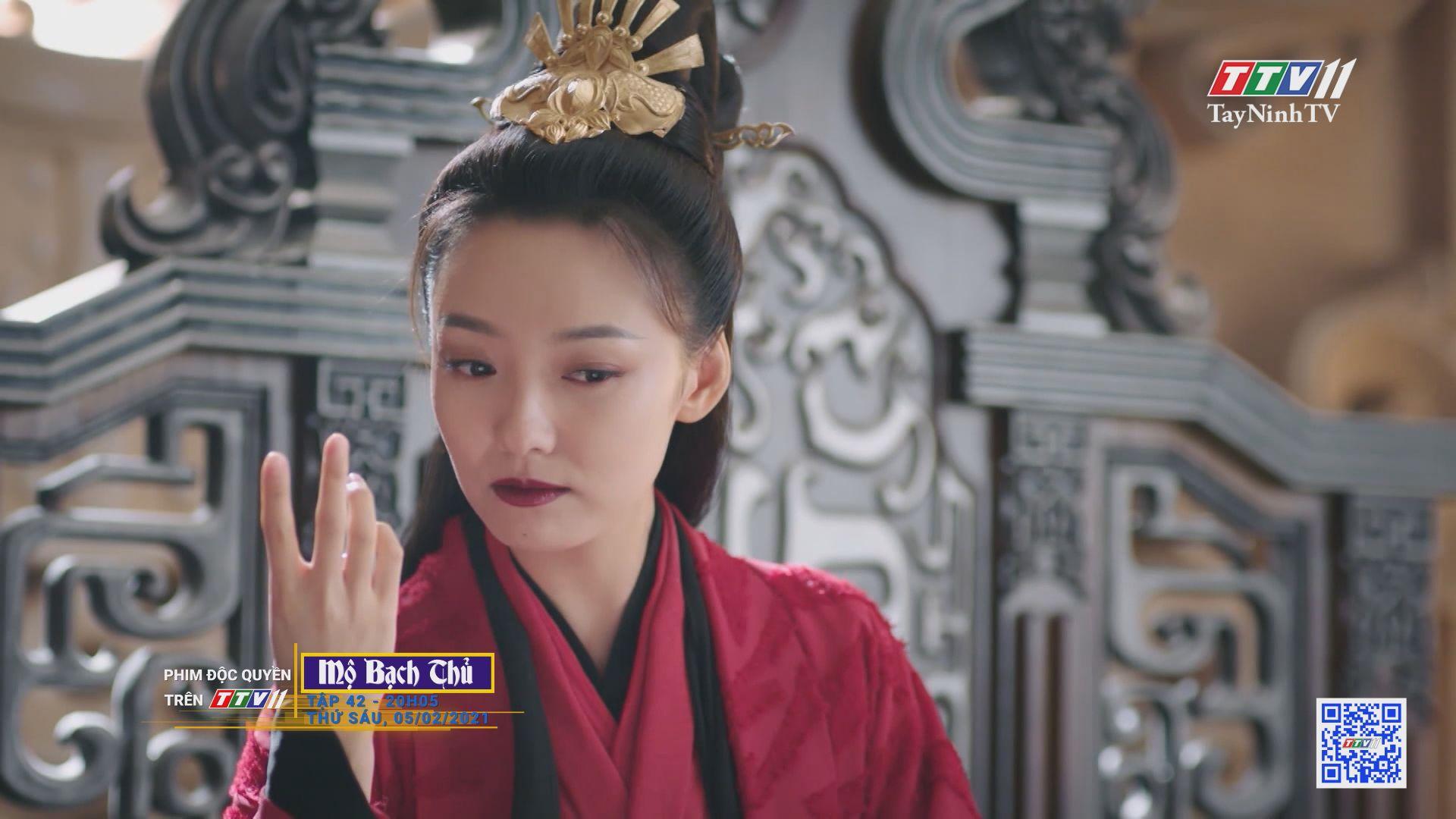 Liệu CẨM TƯỚC có thoát được không ? | Mộ Bạch Thủ-TẬP 42 trailer | PHIM MỘ BẠCH THỦ | TayNinhTV