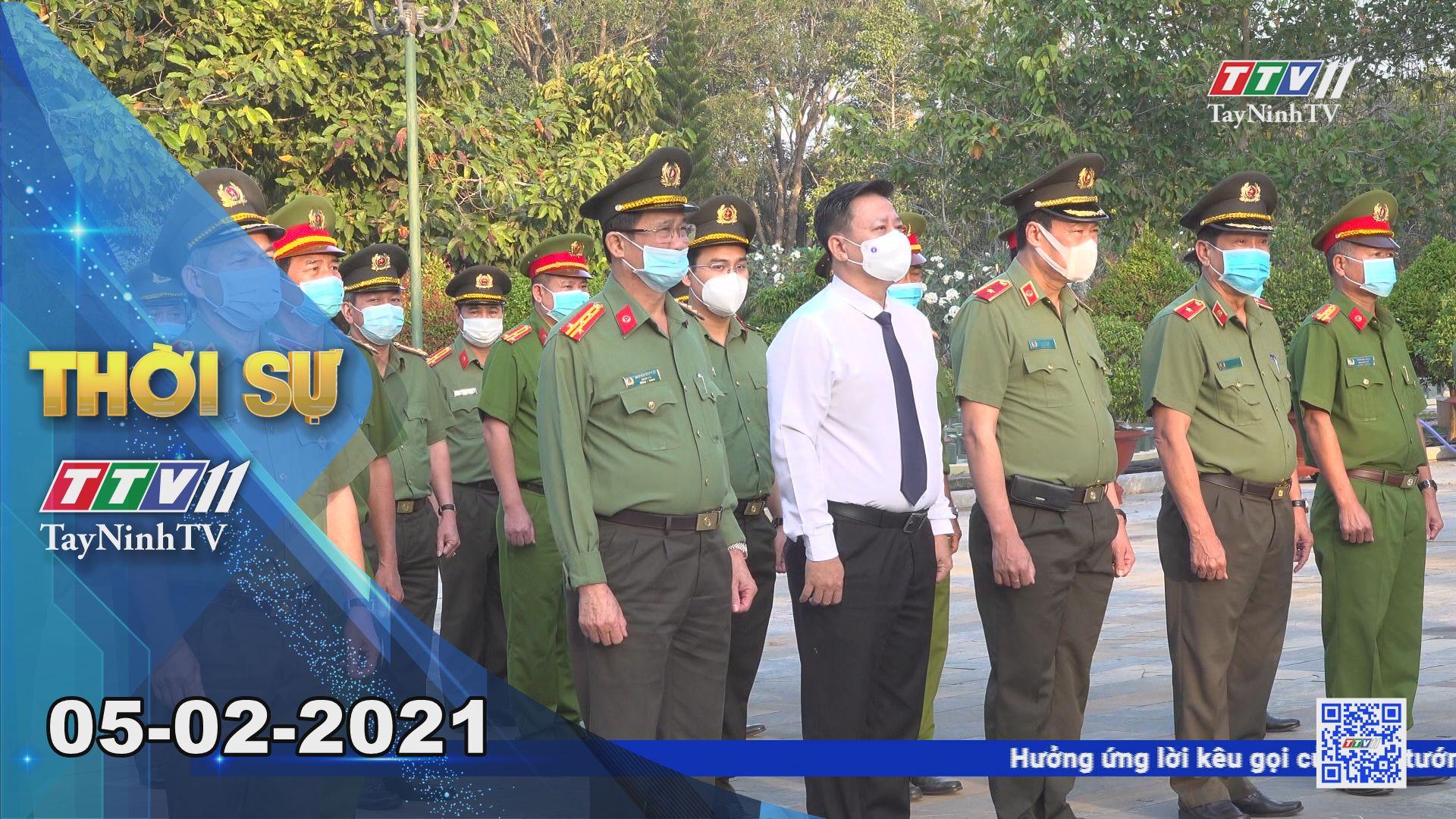 Thời sự Tây Ninh 05-02-2021 | Tin tức hôm nay | TayNinhTV