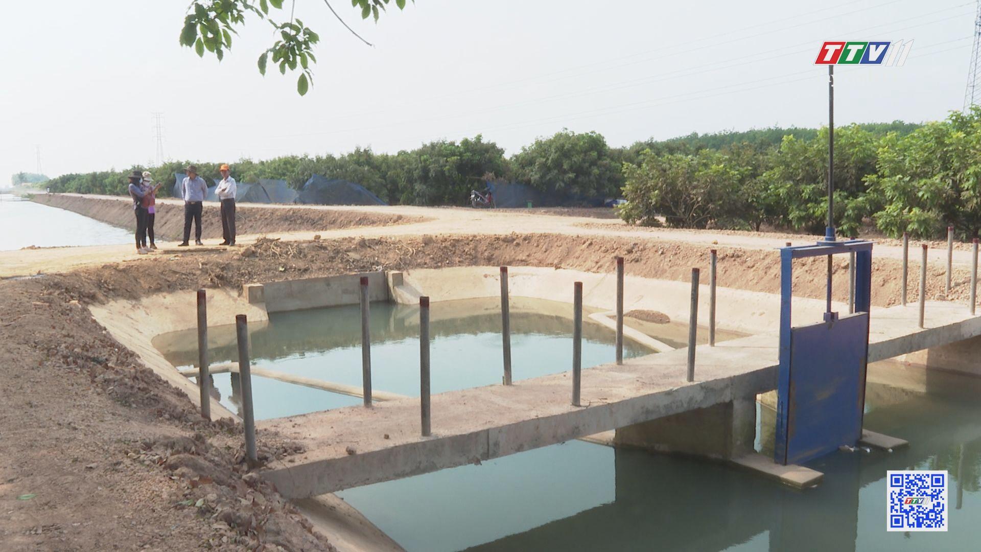 Ngành thủy lợi Tây Ninh ứng phó với nguy cơ thiếu nước trong sản xuất nông nghiệp | TIẾNG NÓI CỬ TRI | TayNinhTV