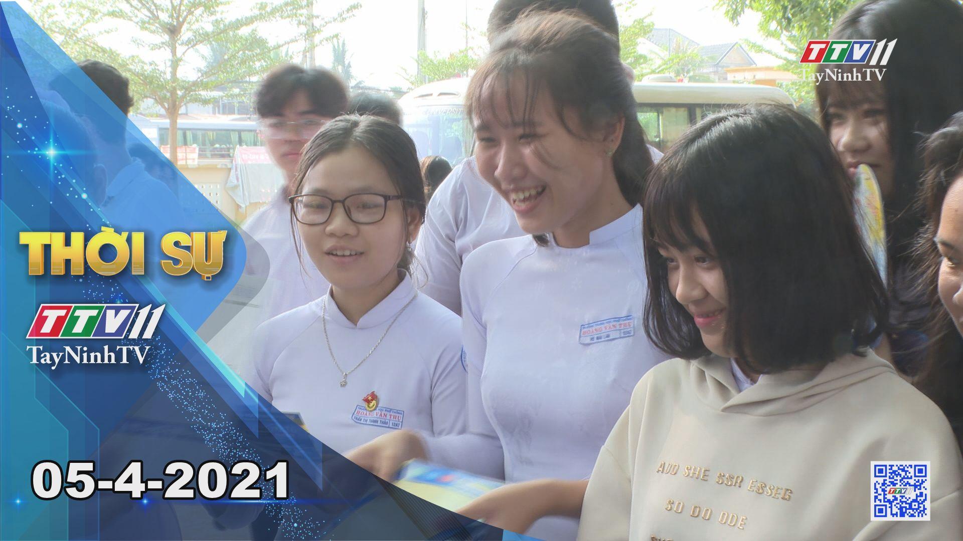 Thời sự Tây Ninh 05-4-2021 | Tin tức hôm nay | TayNinhTV