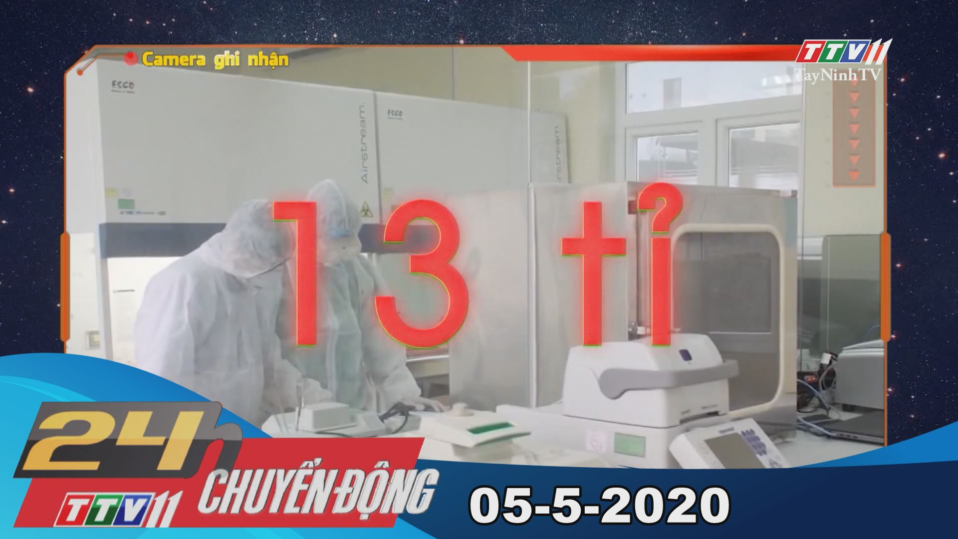 24h Chuyển động 05-5-2020 | Tin tức hôm nay | TayNinhTV