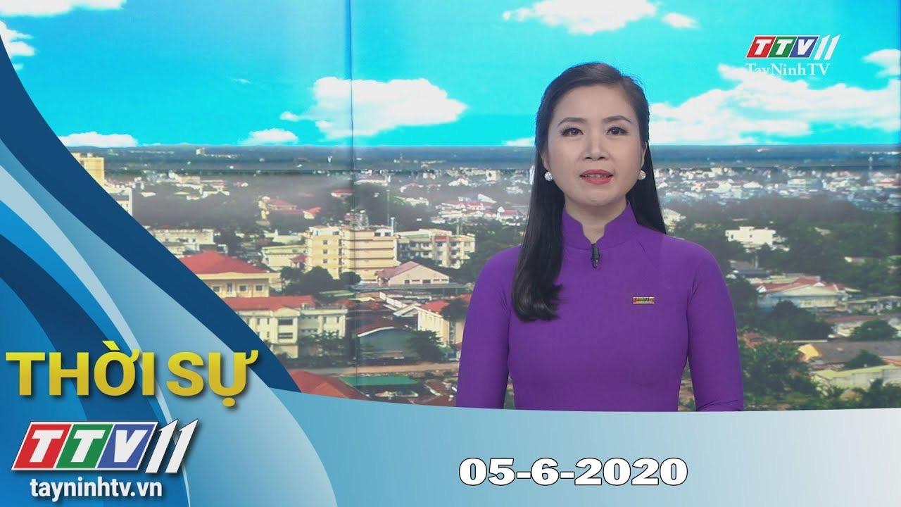 Thời sự Tây Ninh 05-6-2020 | Tin tức hôm nay | TayNinhTV