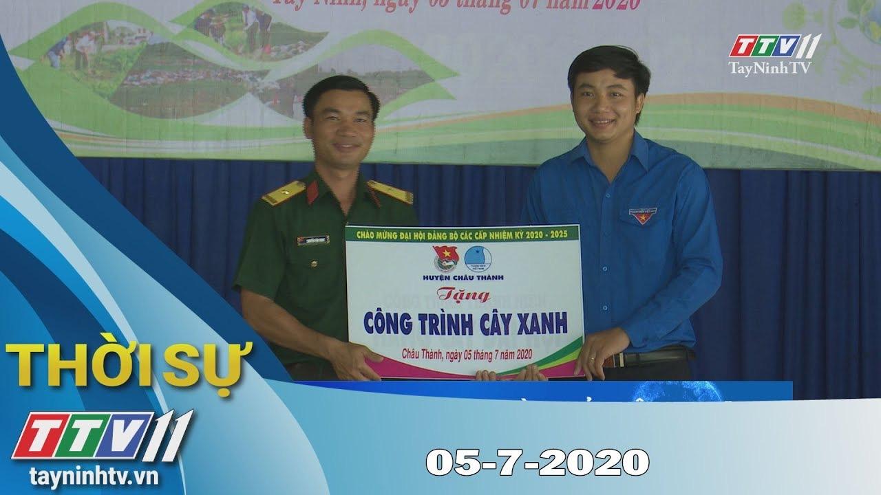 Thời sự Tây Ninh 05-7-2020 | Tin tức hôm nay | TayNinhTV