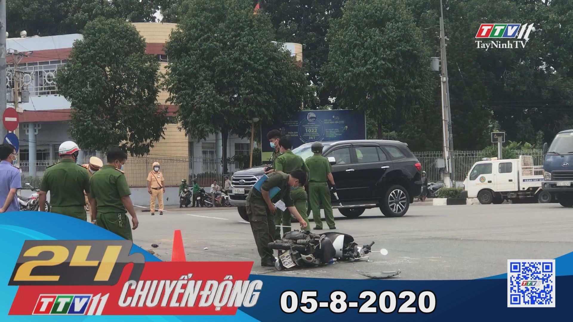 24h Chuyển động 05-8-2020 | Tin tức hôm nay | TayNinhTV
