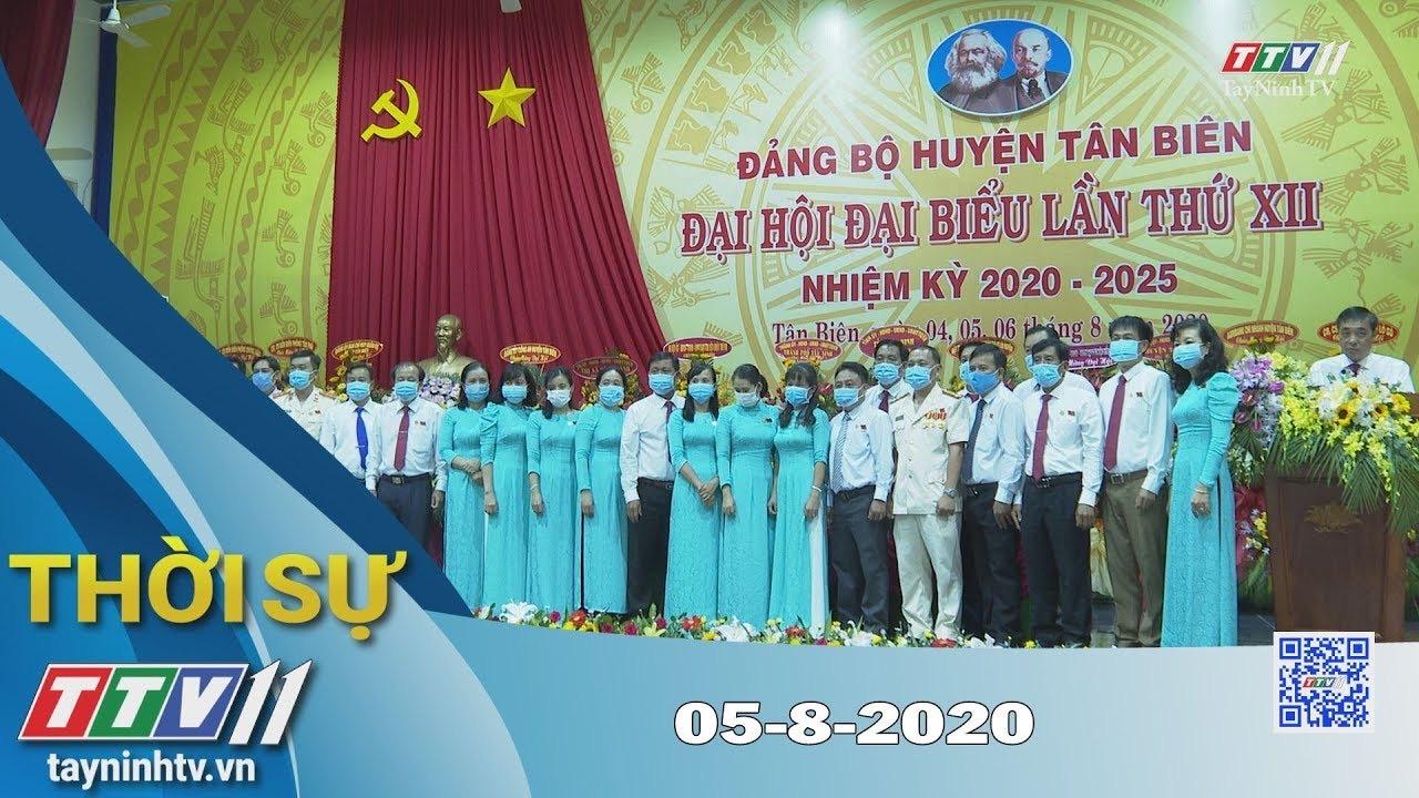 Thời sự Tây Ninh 05-8-2020 | Tin tức hôm nay | TayNinhTV