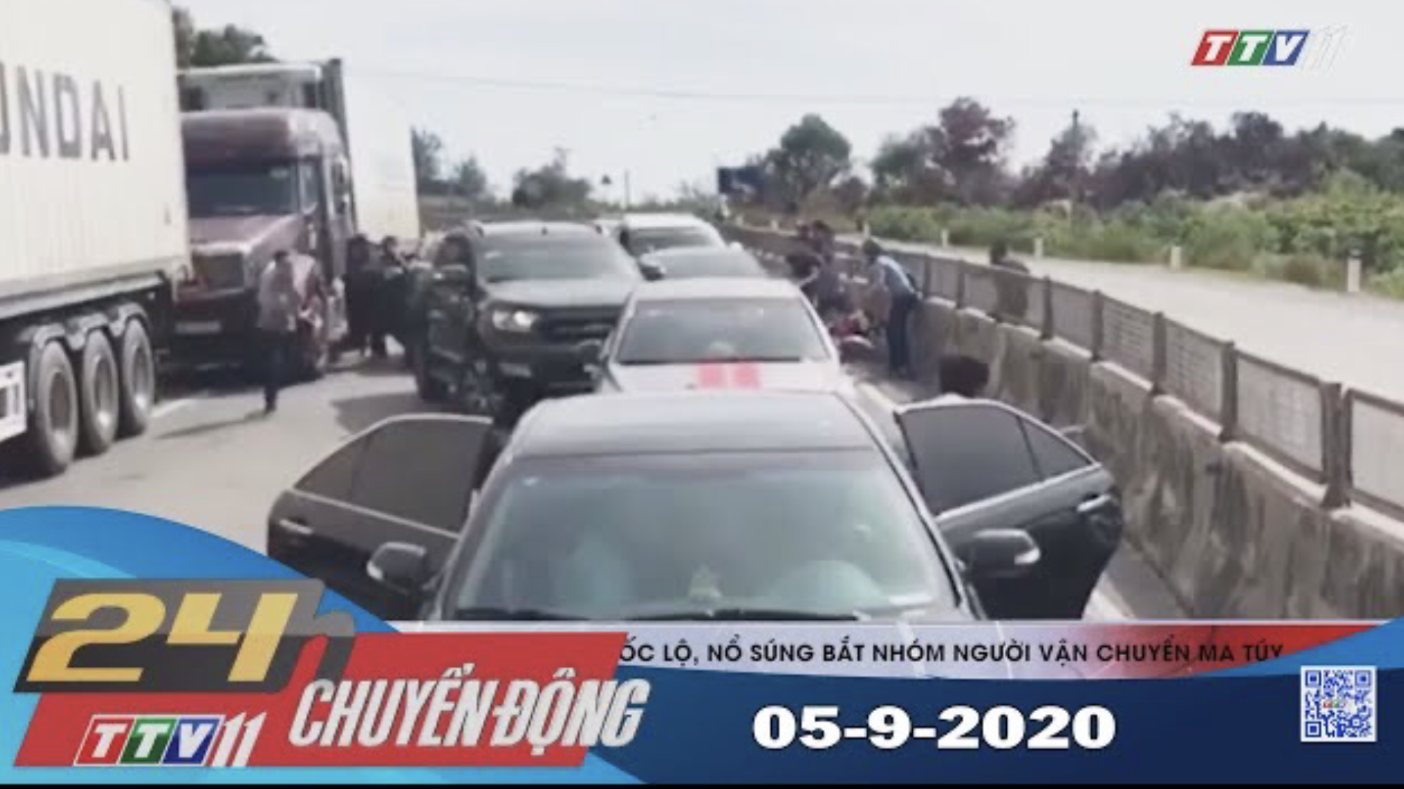 24h Chuyển động 05-9-2020 | Tin tức hôm nay | TayNinhTV