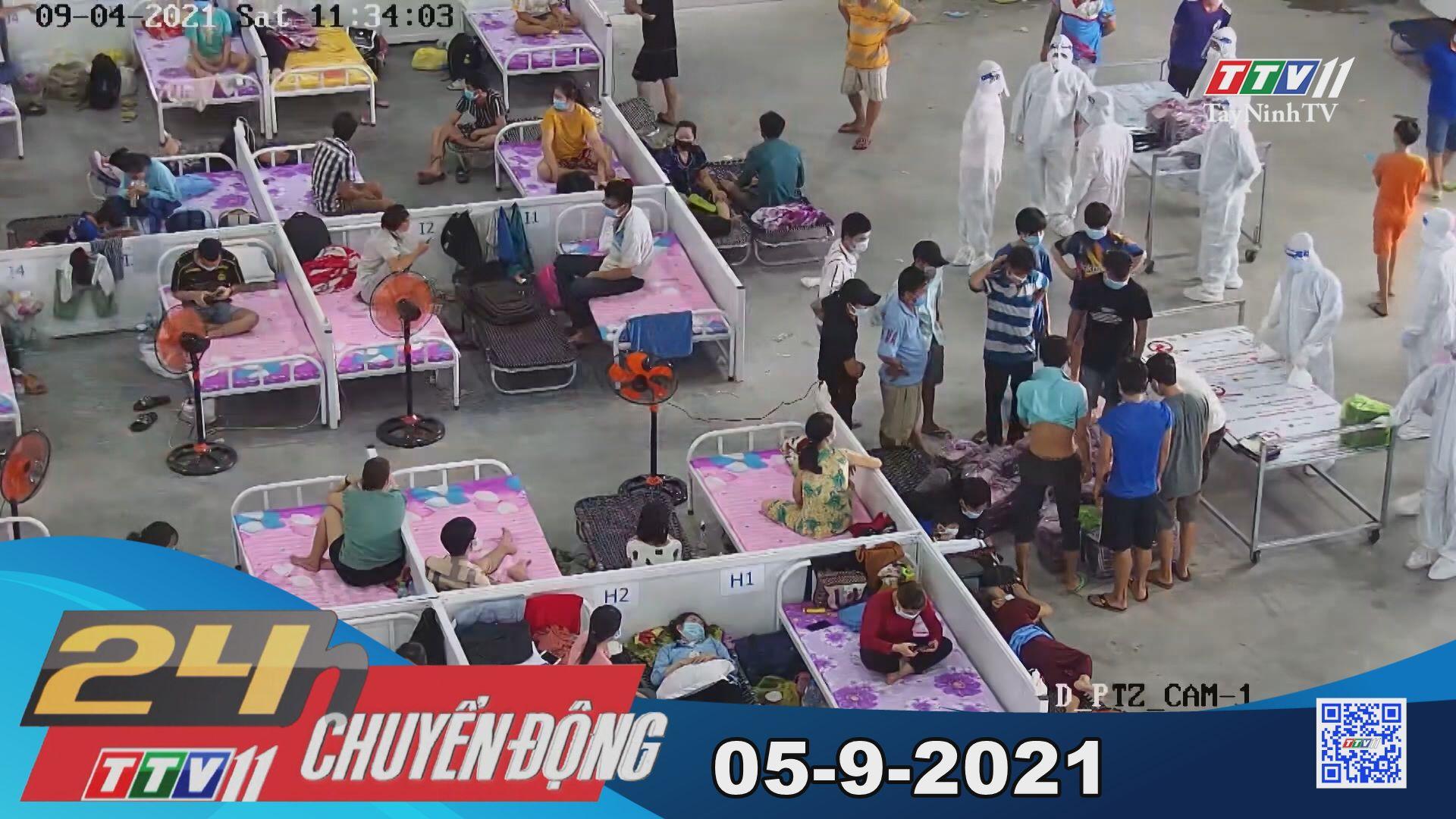 24h Chuyển động 05-9-2021 | Tin tức hôm nay | TayNinhTV