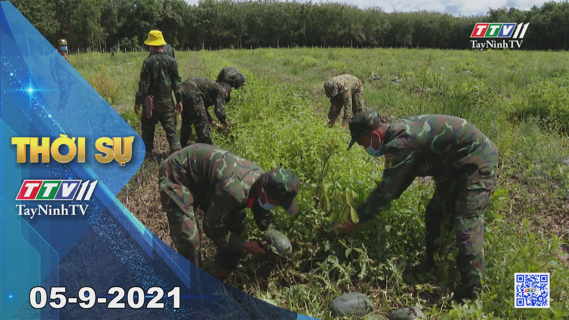 Thời sự Tây Ninh 05-9-2021 | Tin tức hôm nay | TayNinhTV