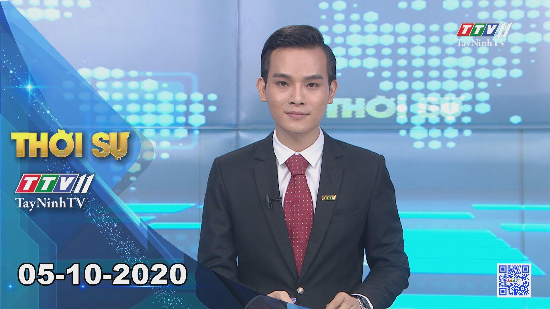 Thời sự Tây Ninh 05-10-2020 | Tin tức hôm nay | TayNinhTV