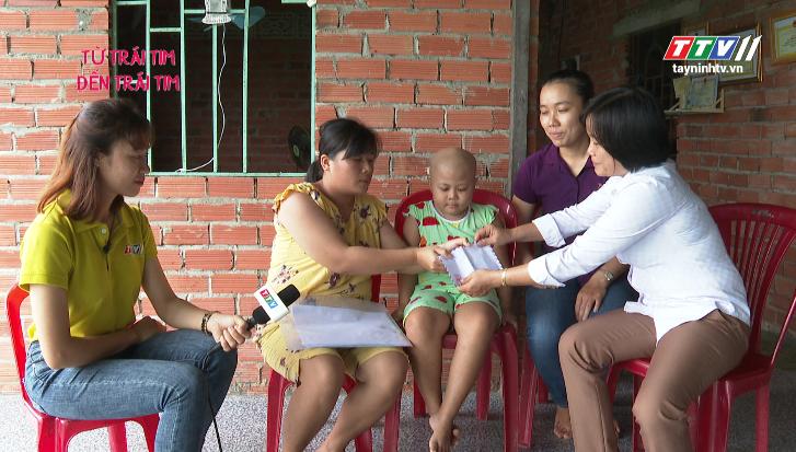 Trần Quỳnh Anh - cô bé 6 tuổi mắc bệnh ung thư máu | TỪ TRÁI TIM ĐẾN TRÁI TIM | TayNinhTV