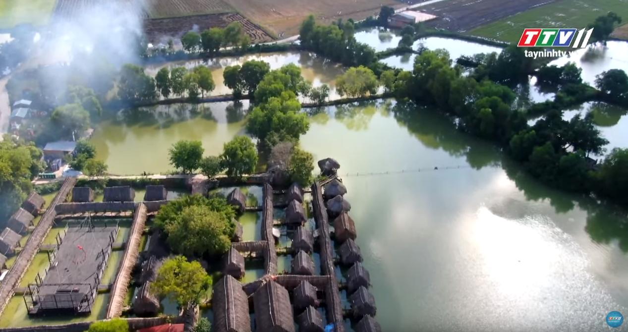 Đột nhập làng nổi Long Trung | Tây Ninh Mê Say | Tây Ninh TV