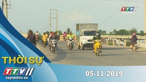 Thời sự Tây Ninh 05-11-2019 | Tin tức hôm nay | Tây Ninh TV