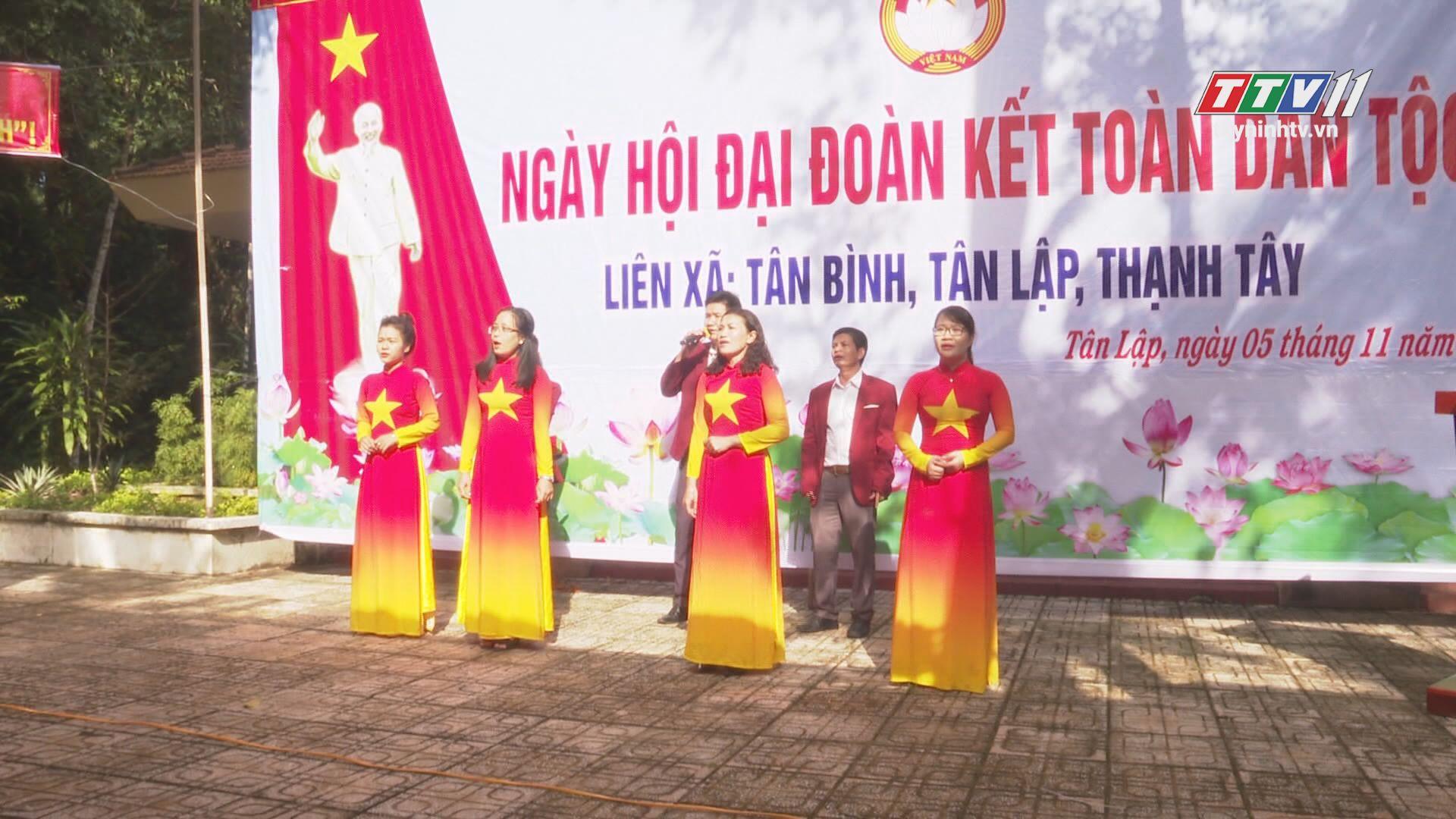 ĐẠI ĐOÀN KẾT TOÀN DÂN | Tin tức hôm nay | TayNinhTV
