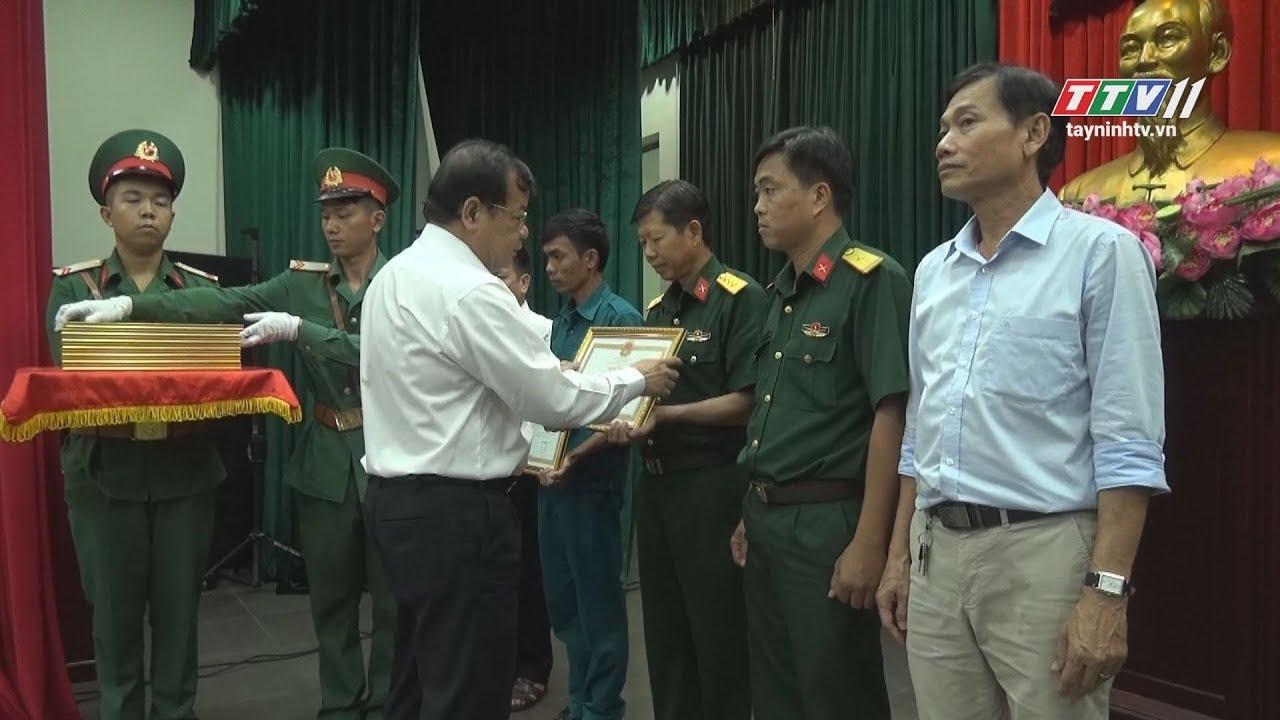 Lực lượng vũ trang Tây Ninh - Một năm nhìn lại | QUỐC PHÒNG TOÀN DÂN | TayNinhTV