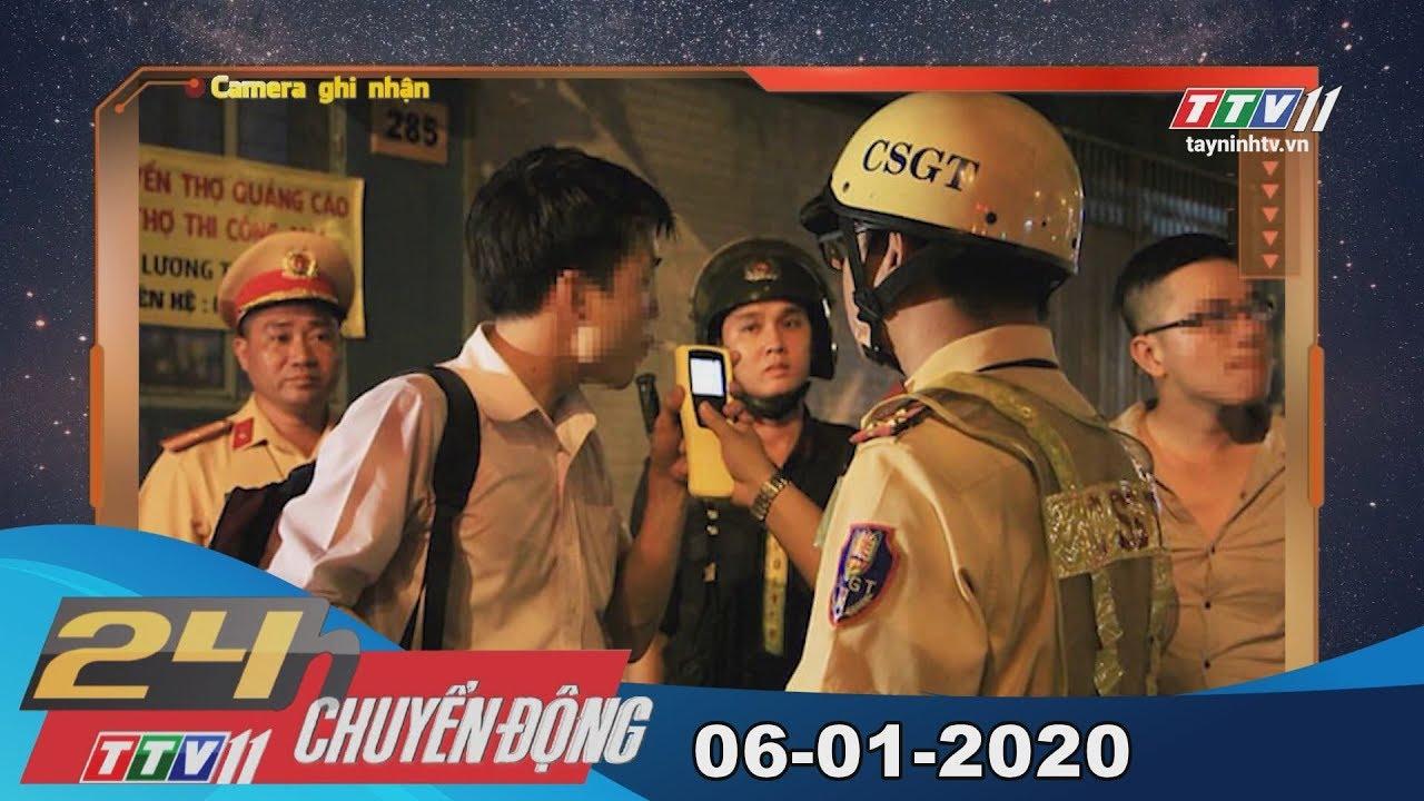 24h Chuyển động 06-01-2020 | Tin tức hôm nay | TayNinhTV